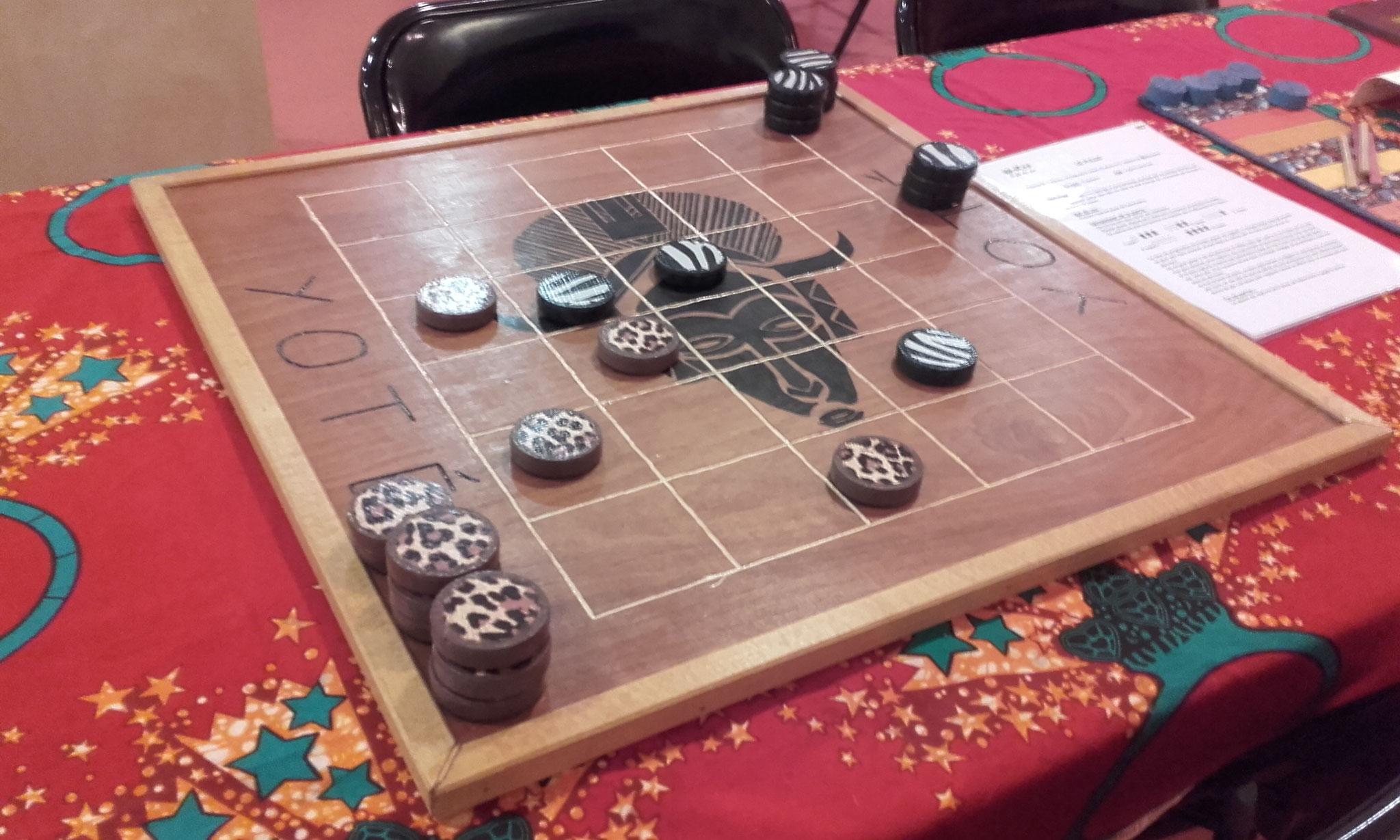 Yoté, jeu africain