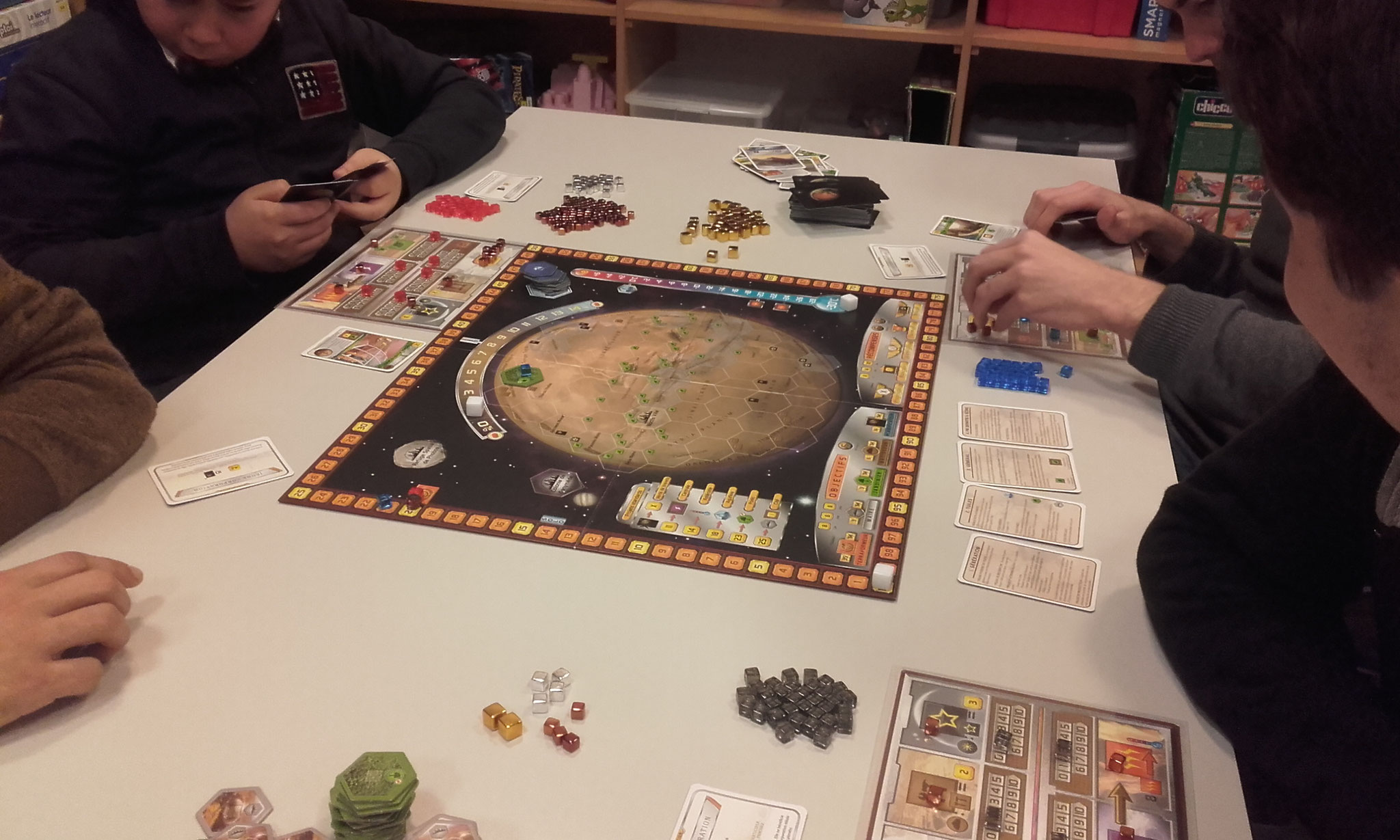 Terraforming Mars, l'As d'Or Expert