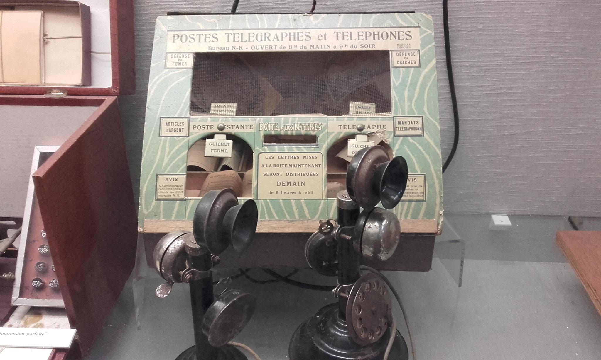 pour jouer à l'opérateur téléphonique