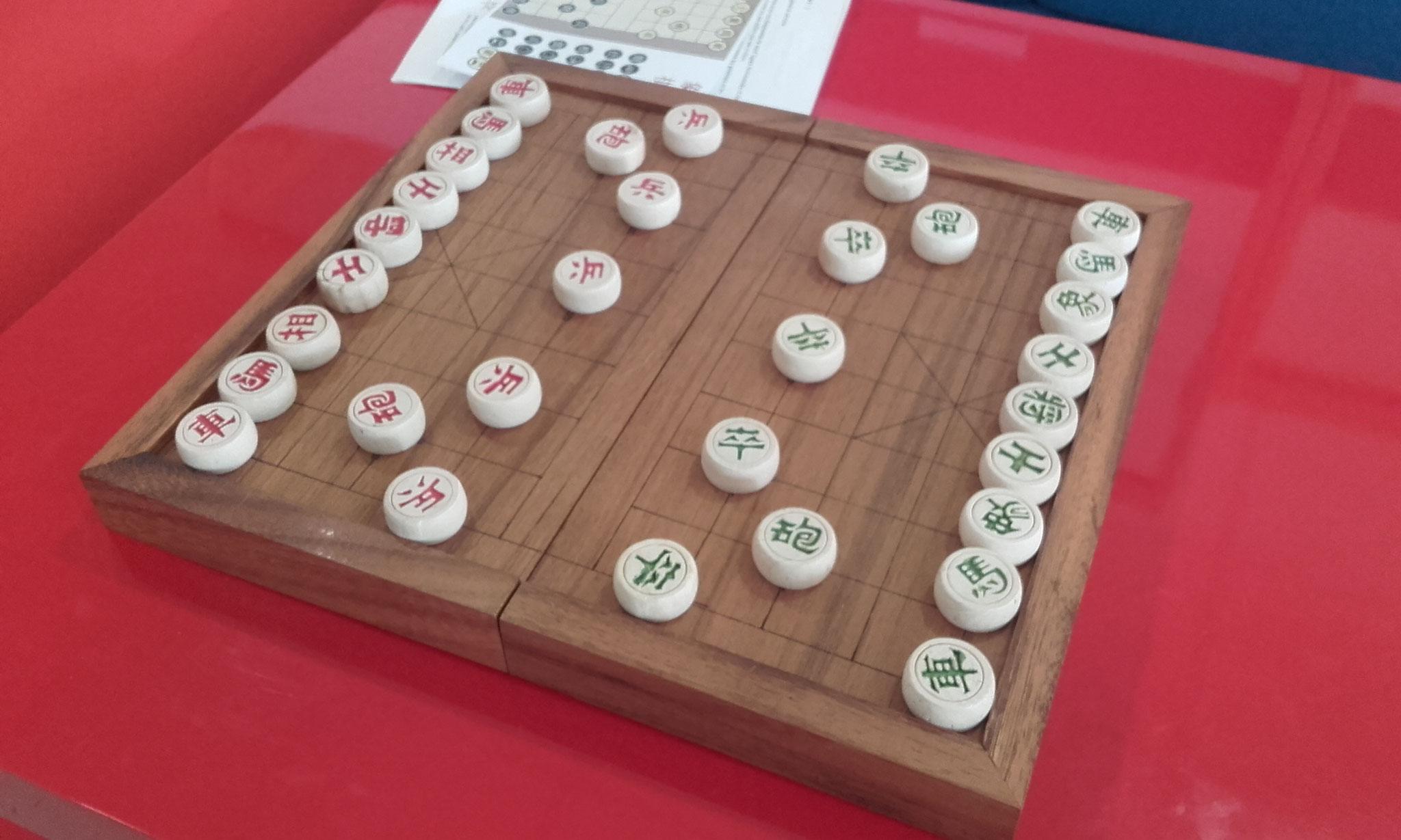 Xiang Qi, les échecs chinois