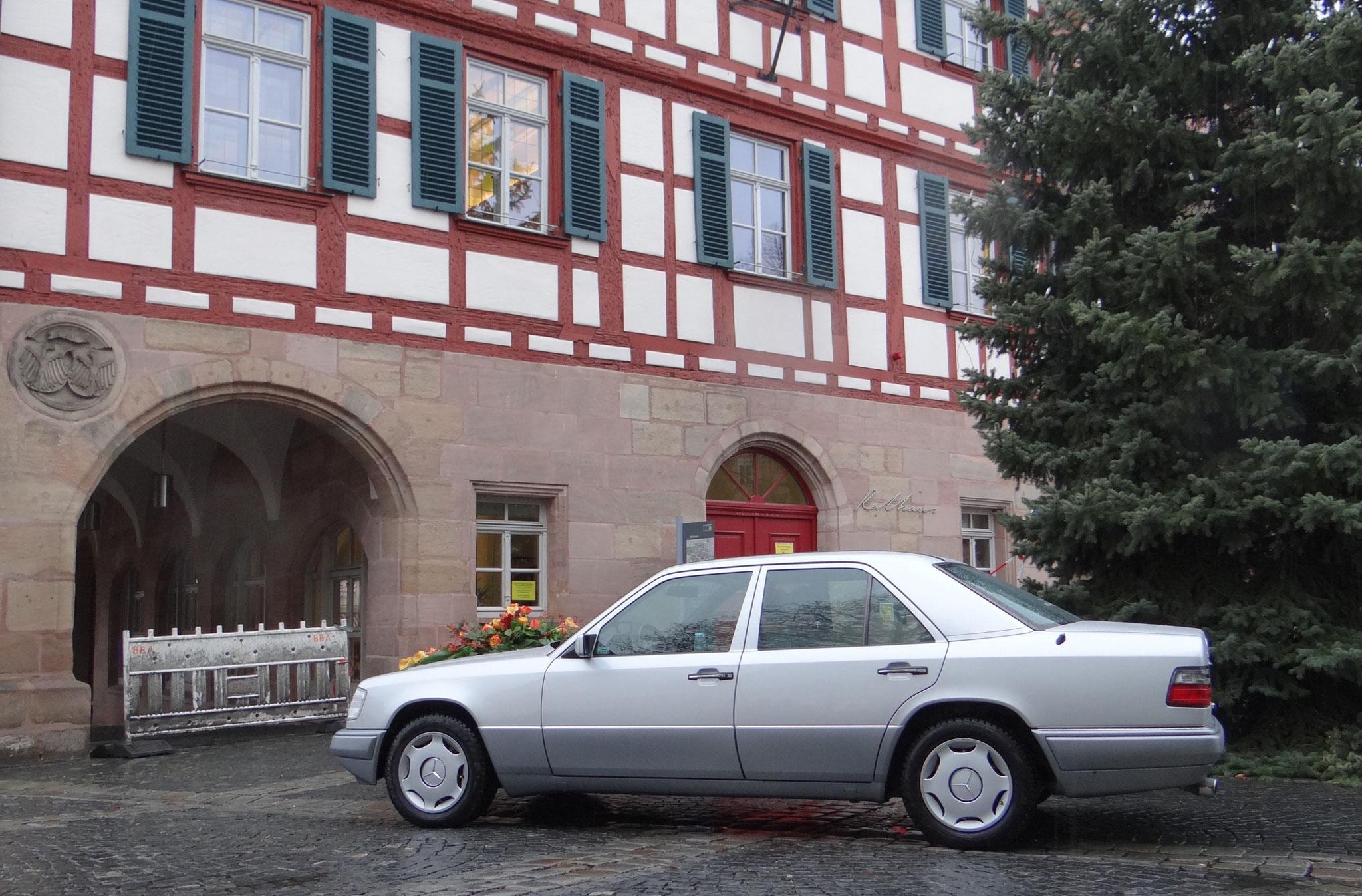 Oldtimer Hochzeitsauto mieten Fischer-Classic -26