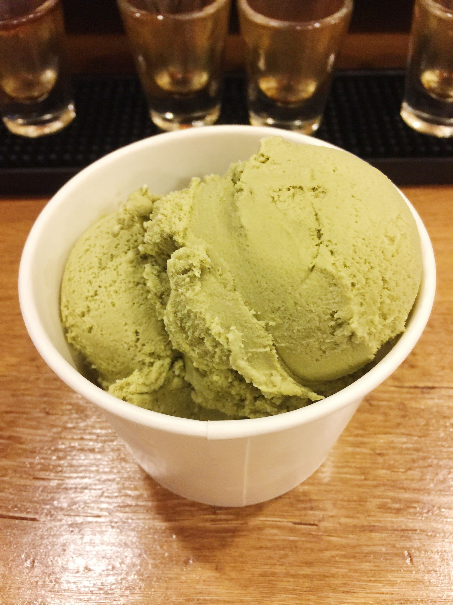 Green Tea Ice Cream - $2.95