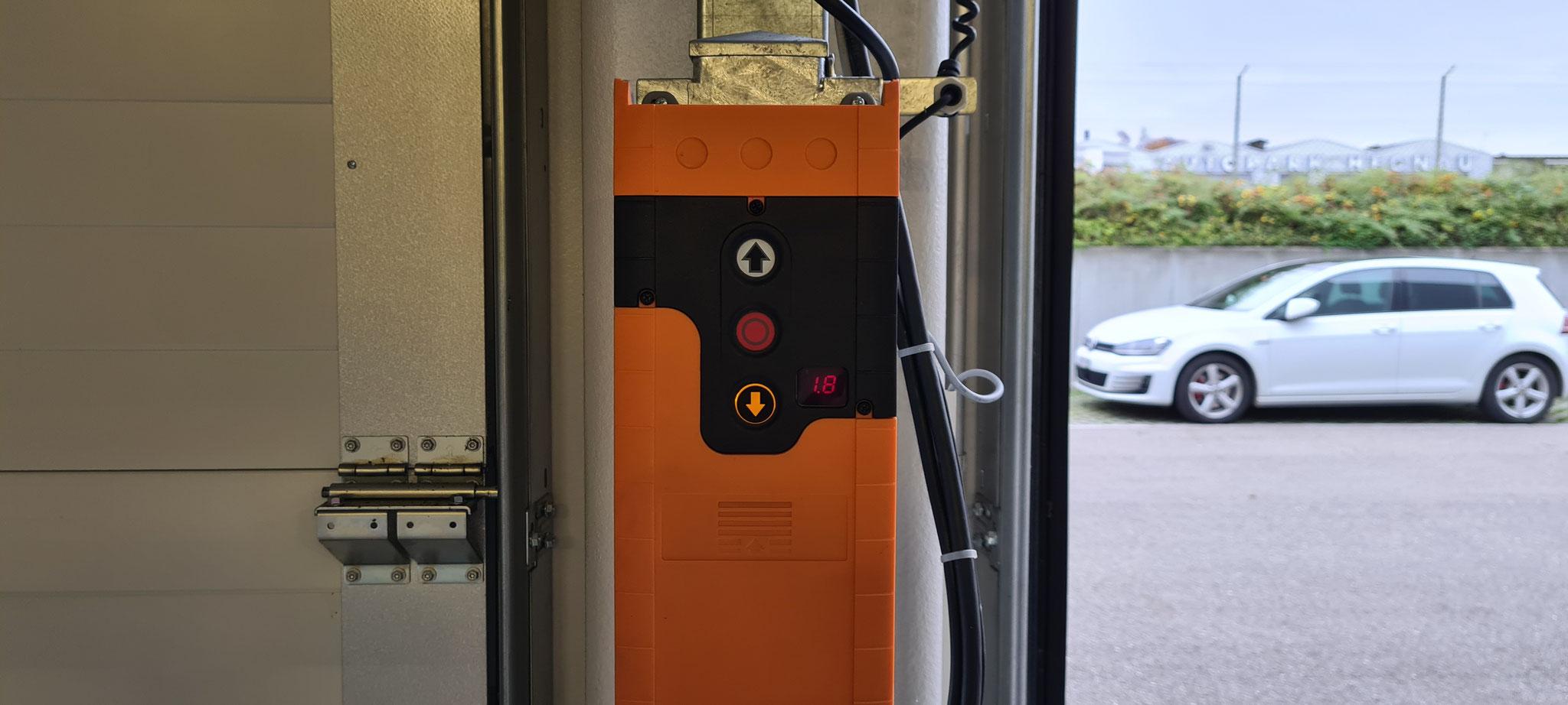Automatische Türöffnung/-schliessung
