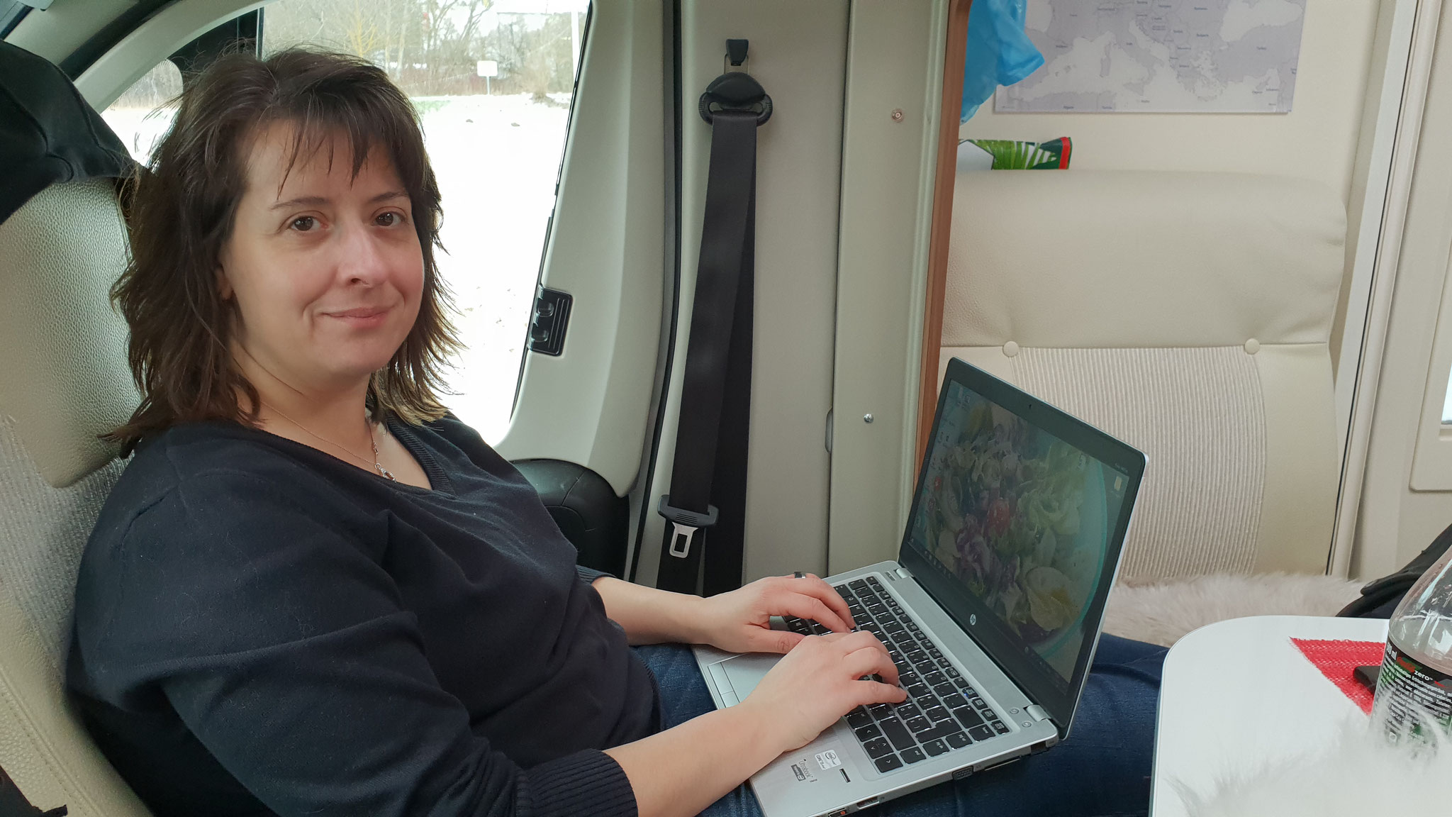 Der Reiseblog muss noch geschrieben werden