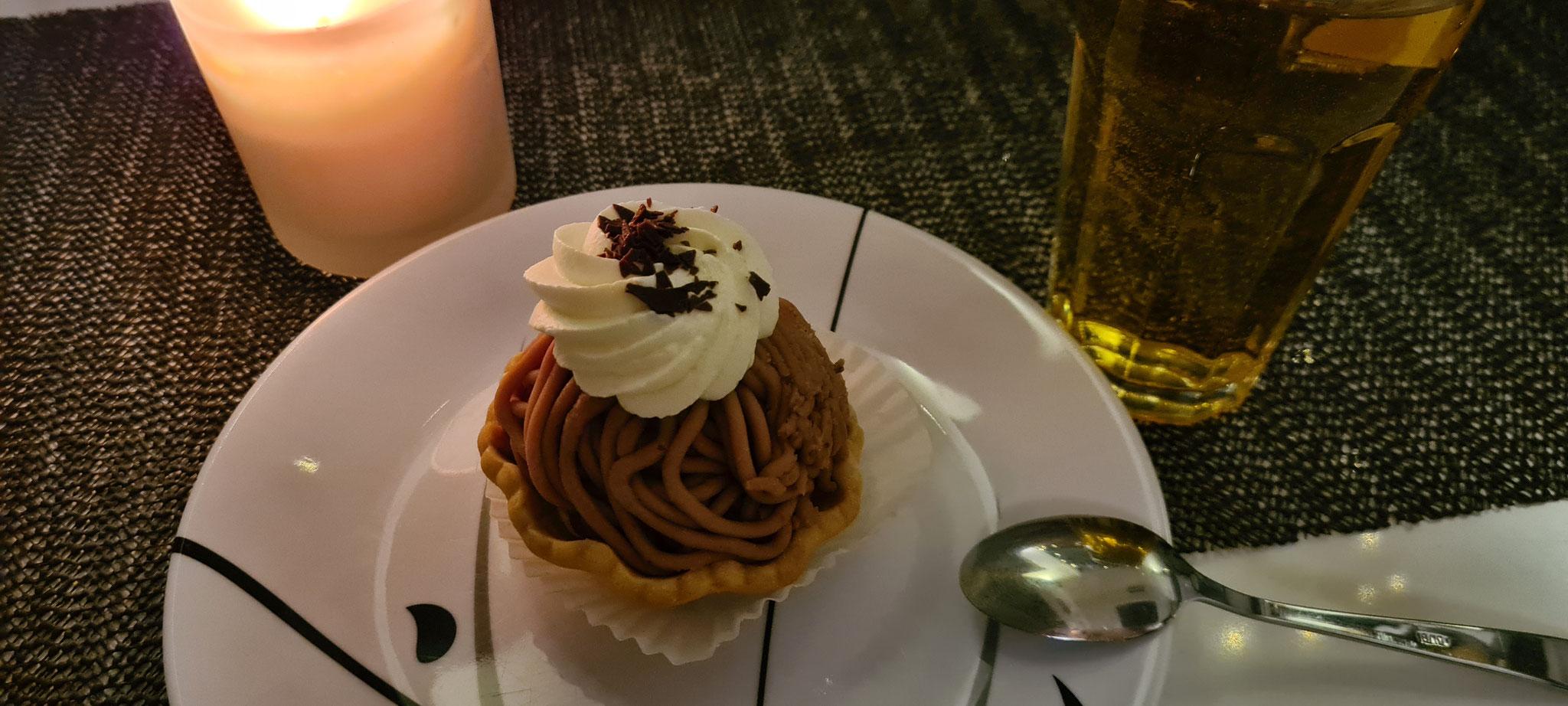 Sogar Dessert...