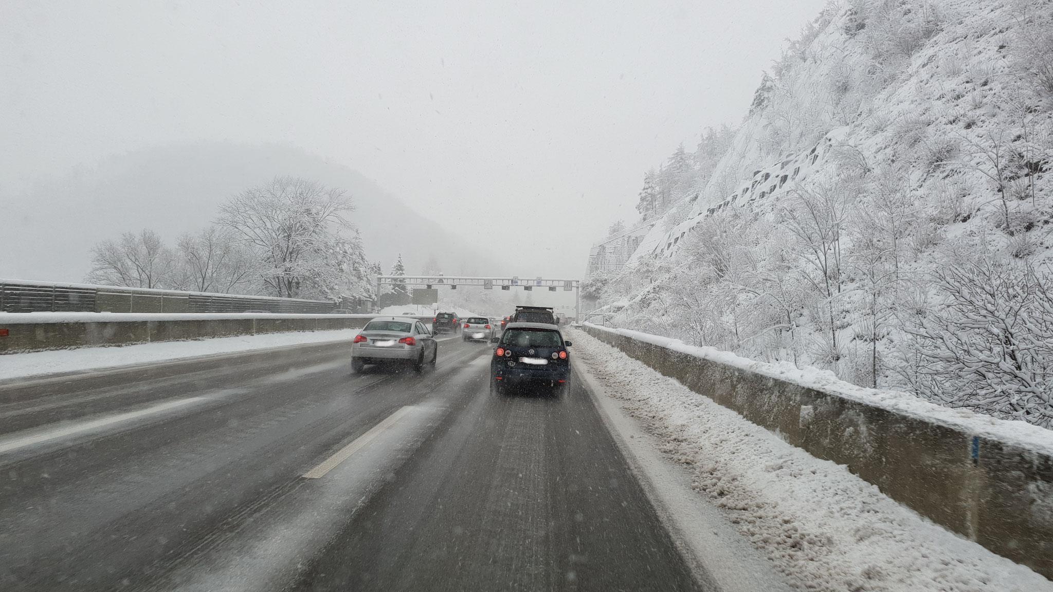 In der Schweiz sieht es auch nicht besser aus