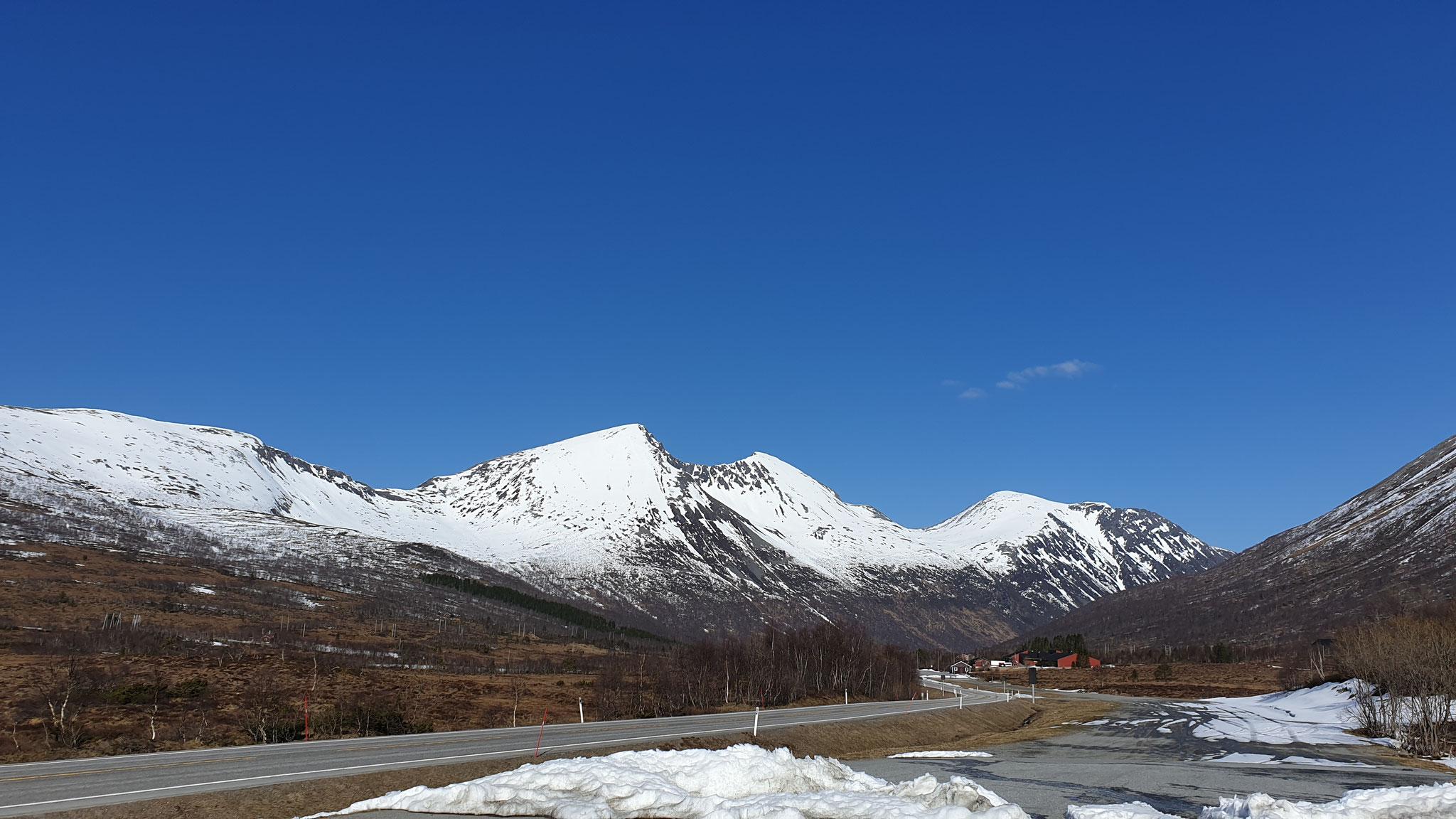 Der angebissene Berg