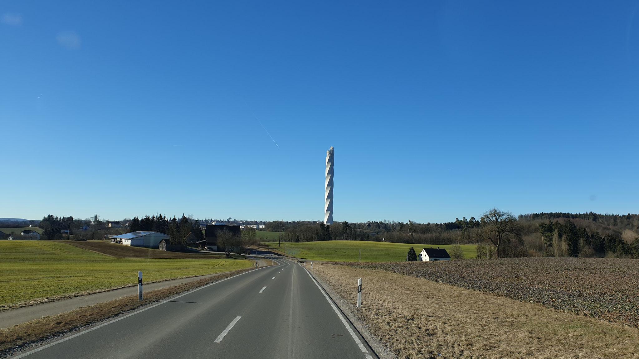 Der Testturm von Rottweil