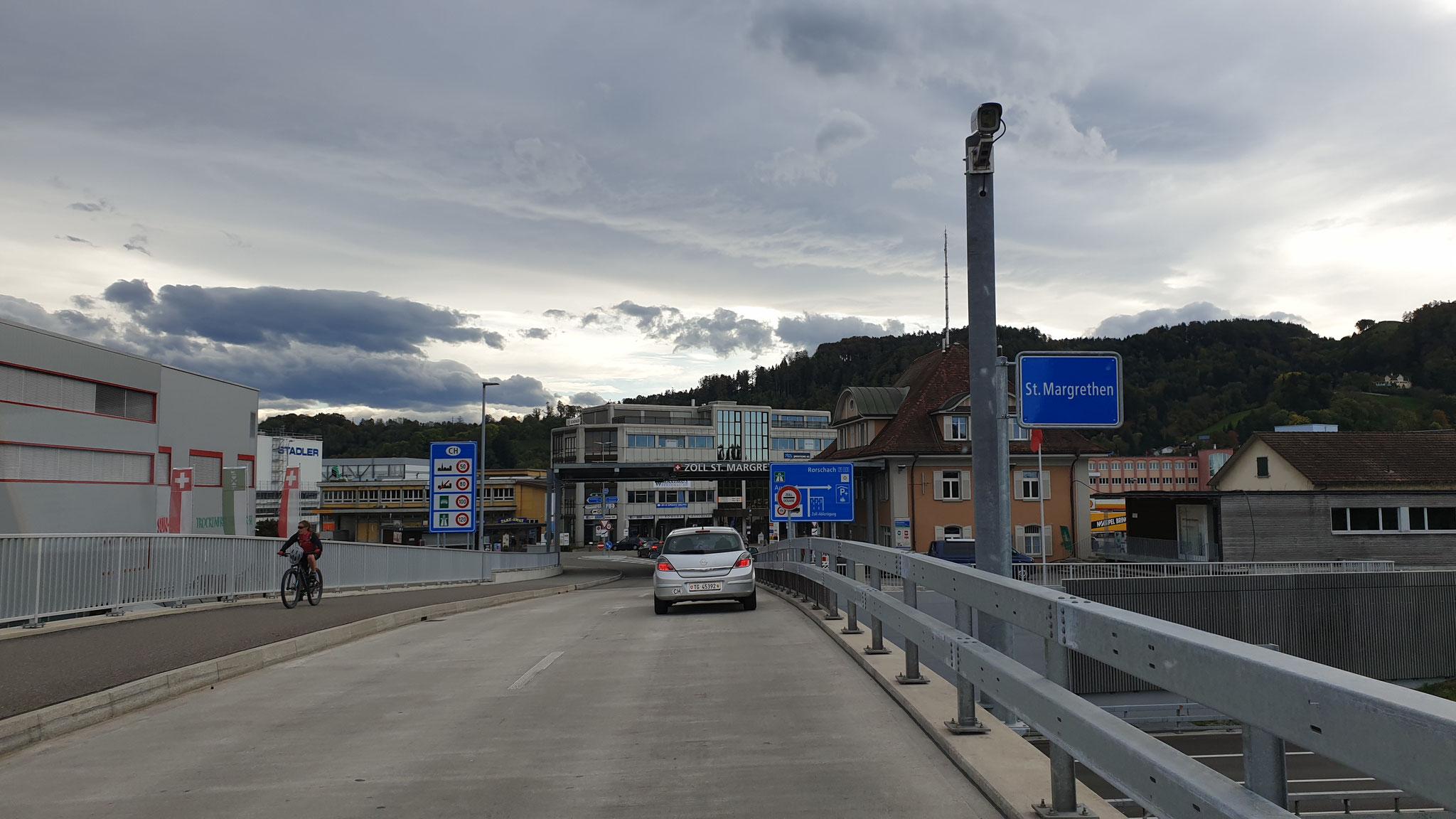 Zurück in die Schweiz