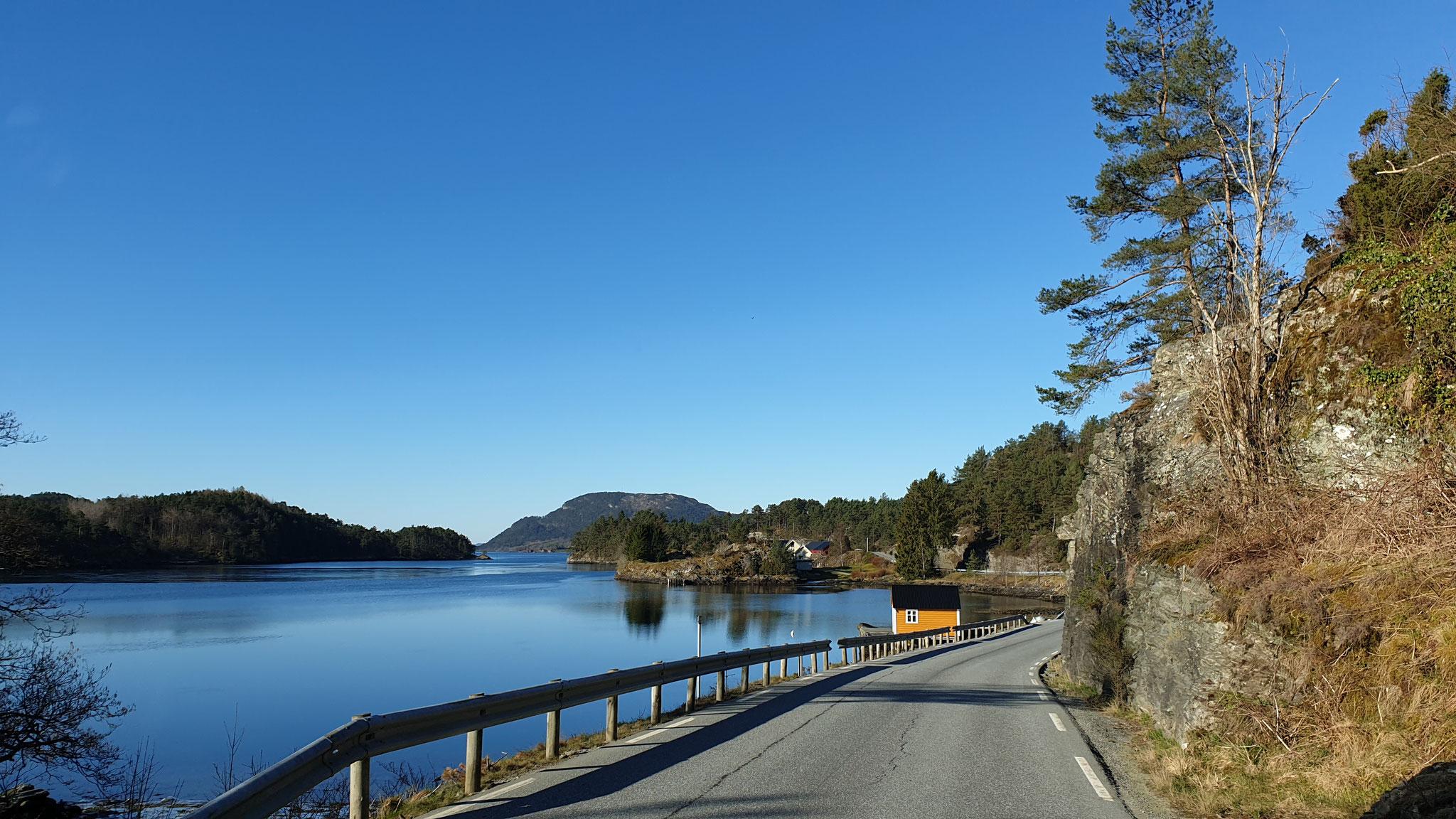So malerisch kann Norwegen sein