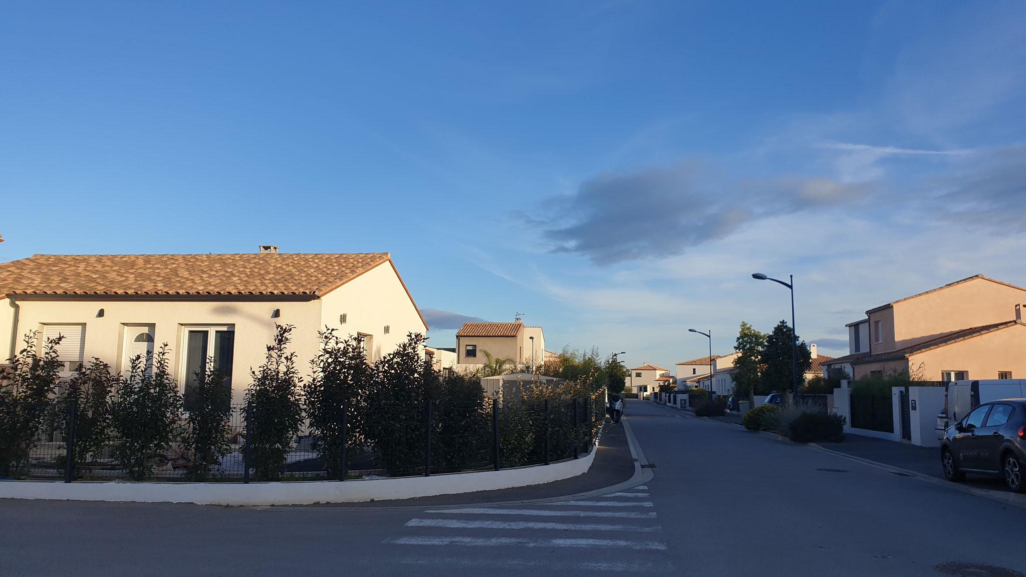 Ein kleiner Spaziergang durch das Dorf...