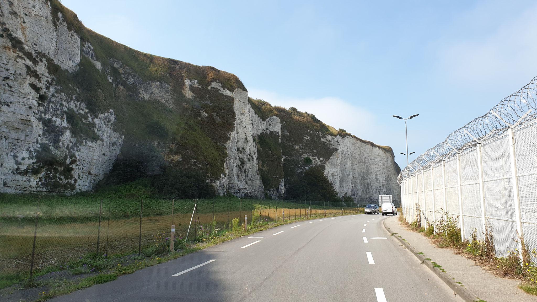 Die weissen Klippen (nicht von Dover)