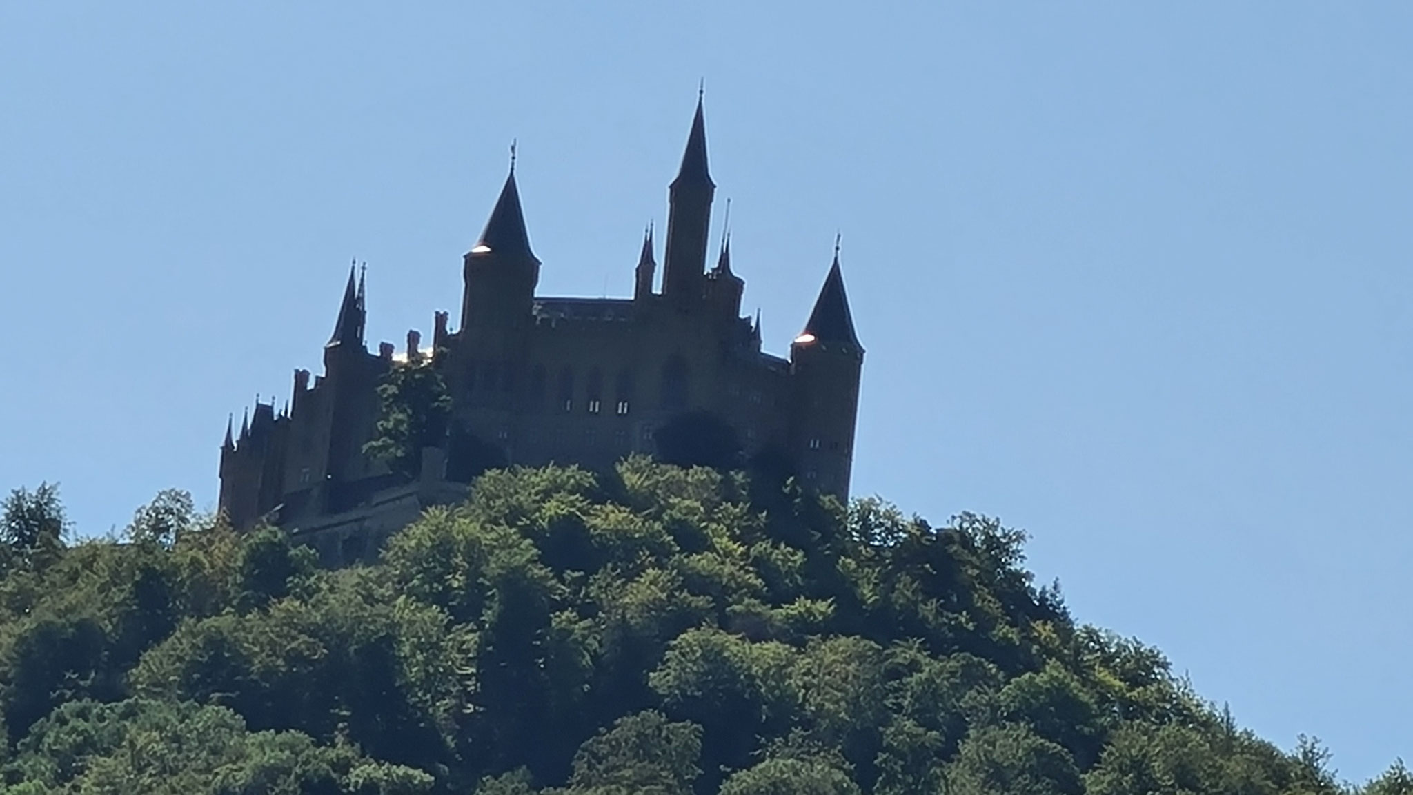 ...Burg Hohenzollern