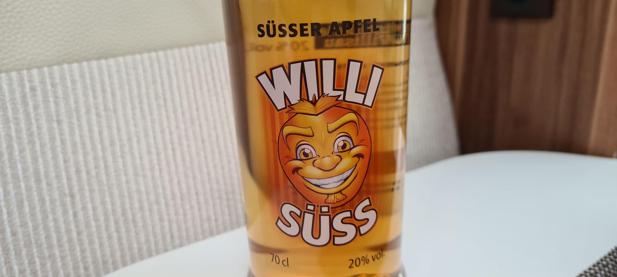 ...unser Willi-Wilson ist sowieso süss!!!