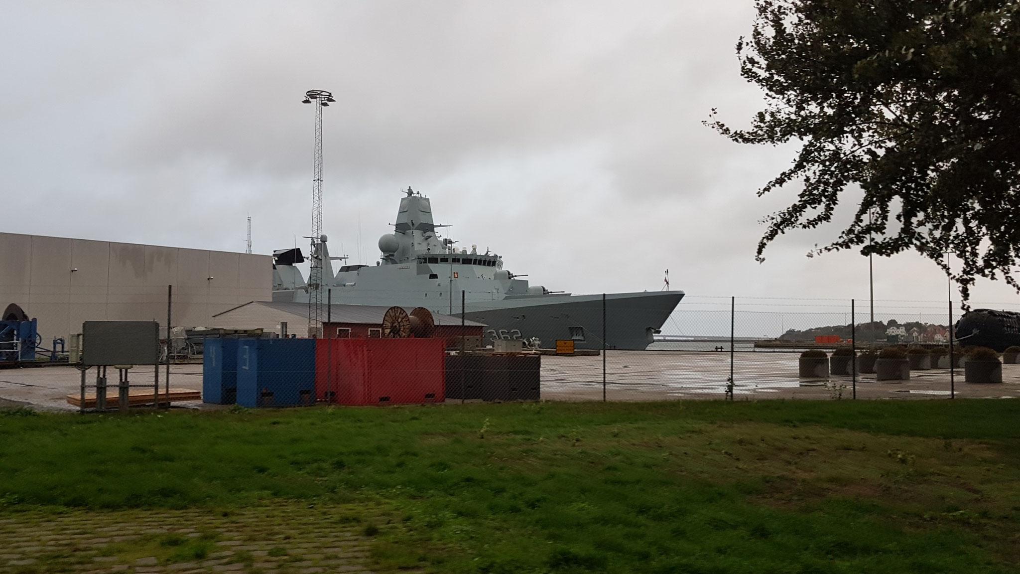 Die dänische Marine