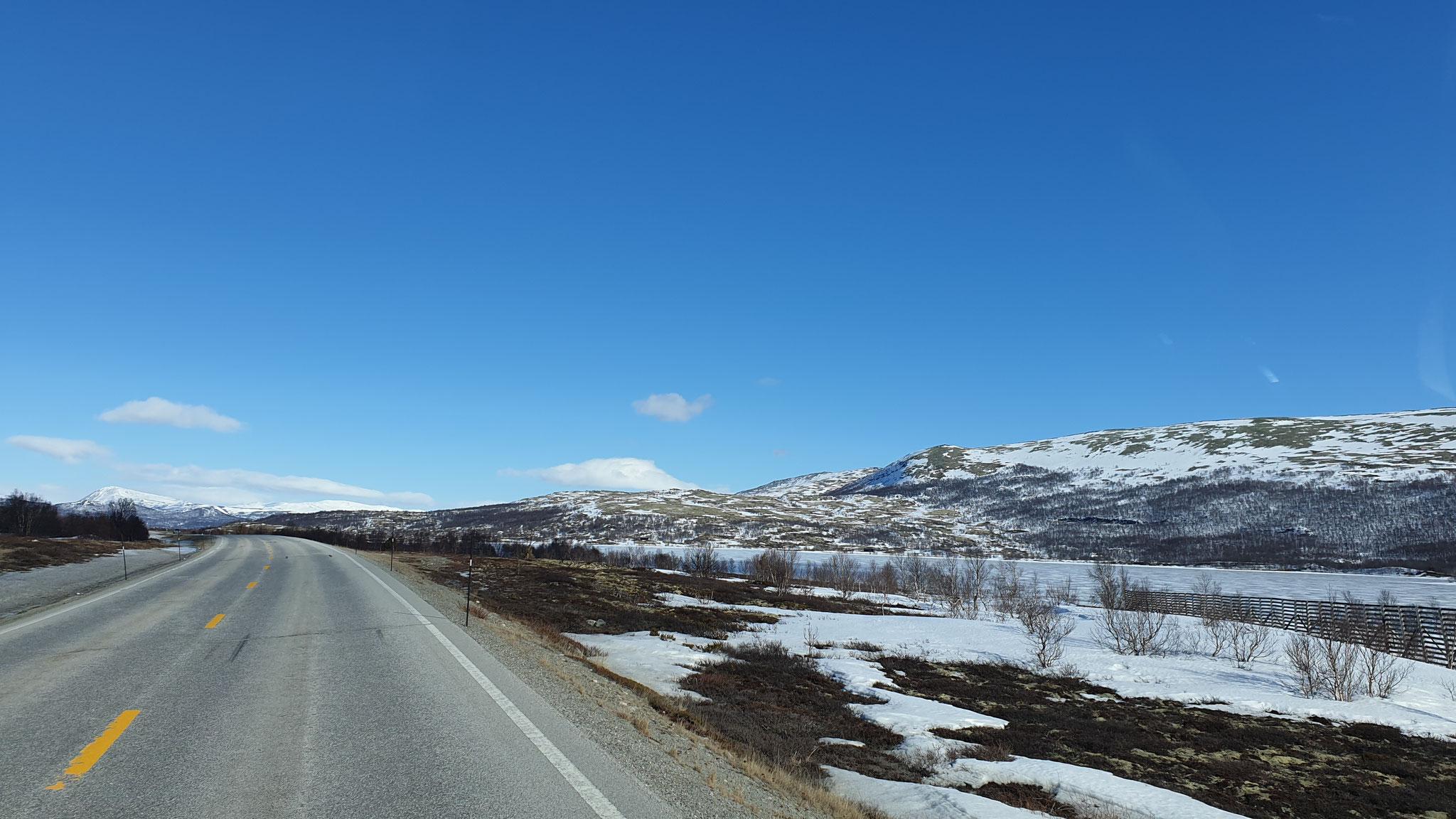 70 Kilometer Natur pur