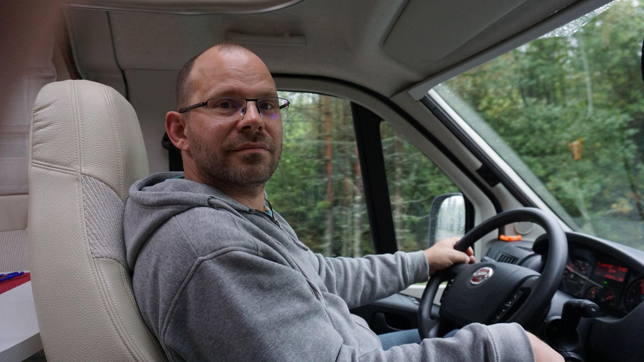 """""""Schnauze, sonst Beule"""" - gelernt von einem LKW-Sticker"""