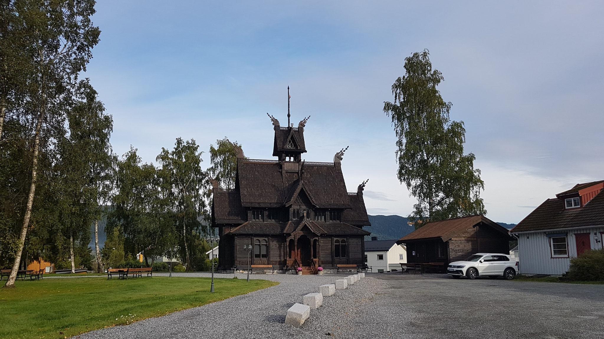 In Orkanger
