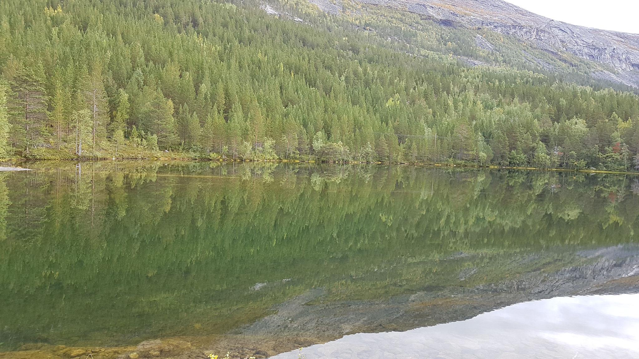 Wahnsinn - diese Seen wirken in echt noch viel schöner