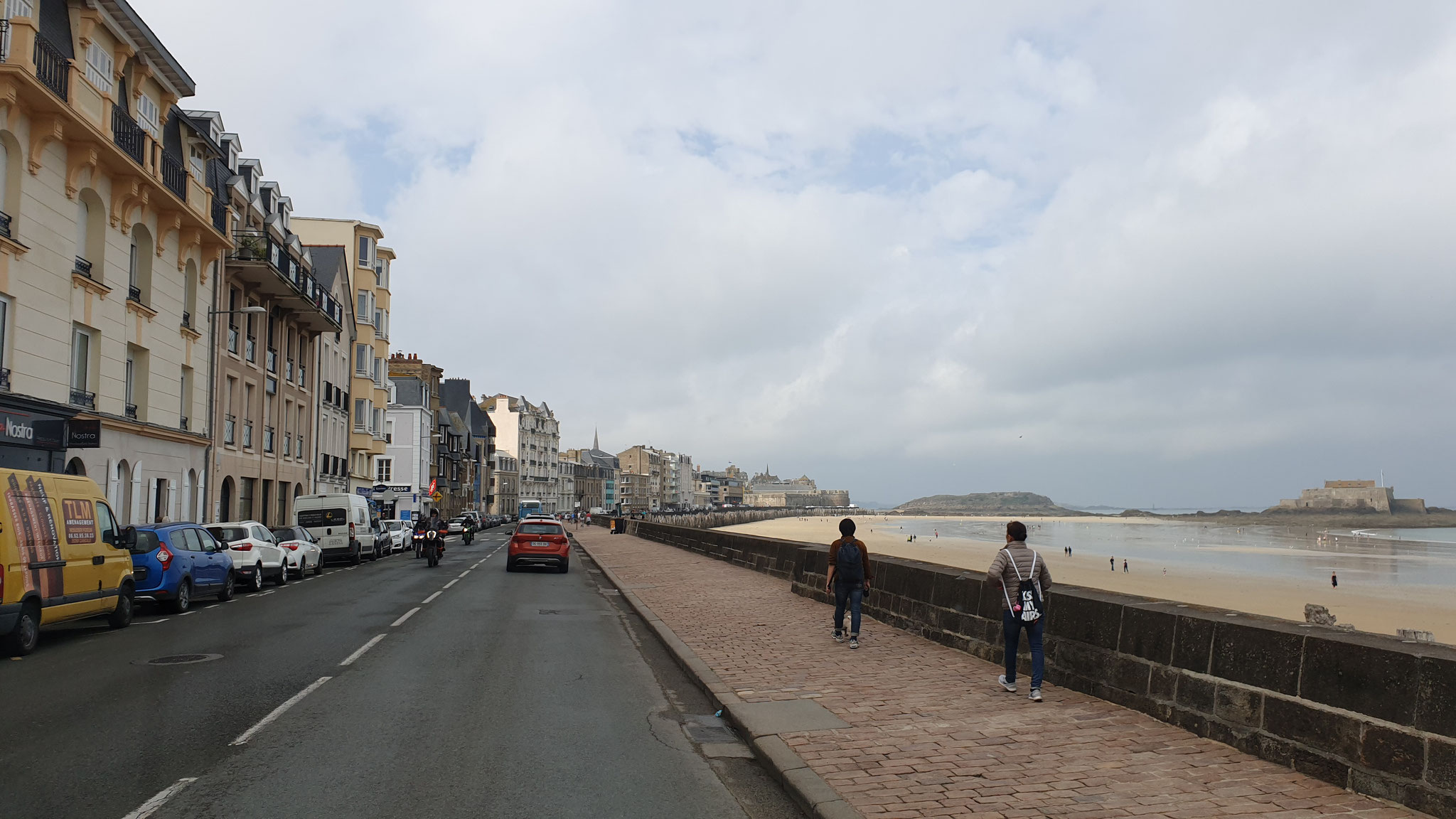 Unterwegs in St.-Malo