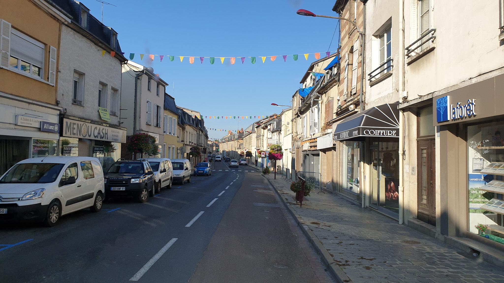 ...in Frankreichs Norden