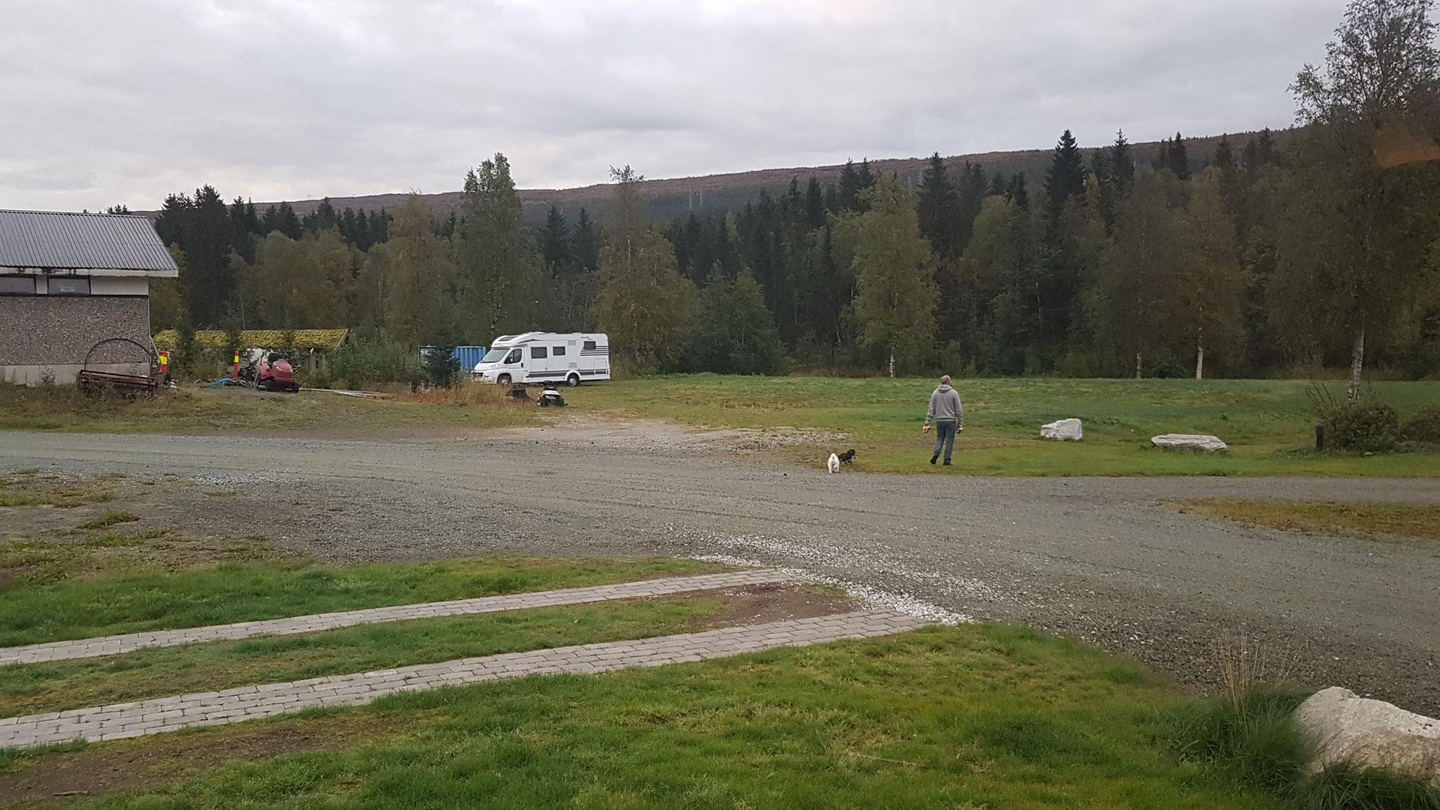 Camping Mo i Rana