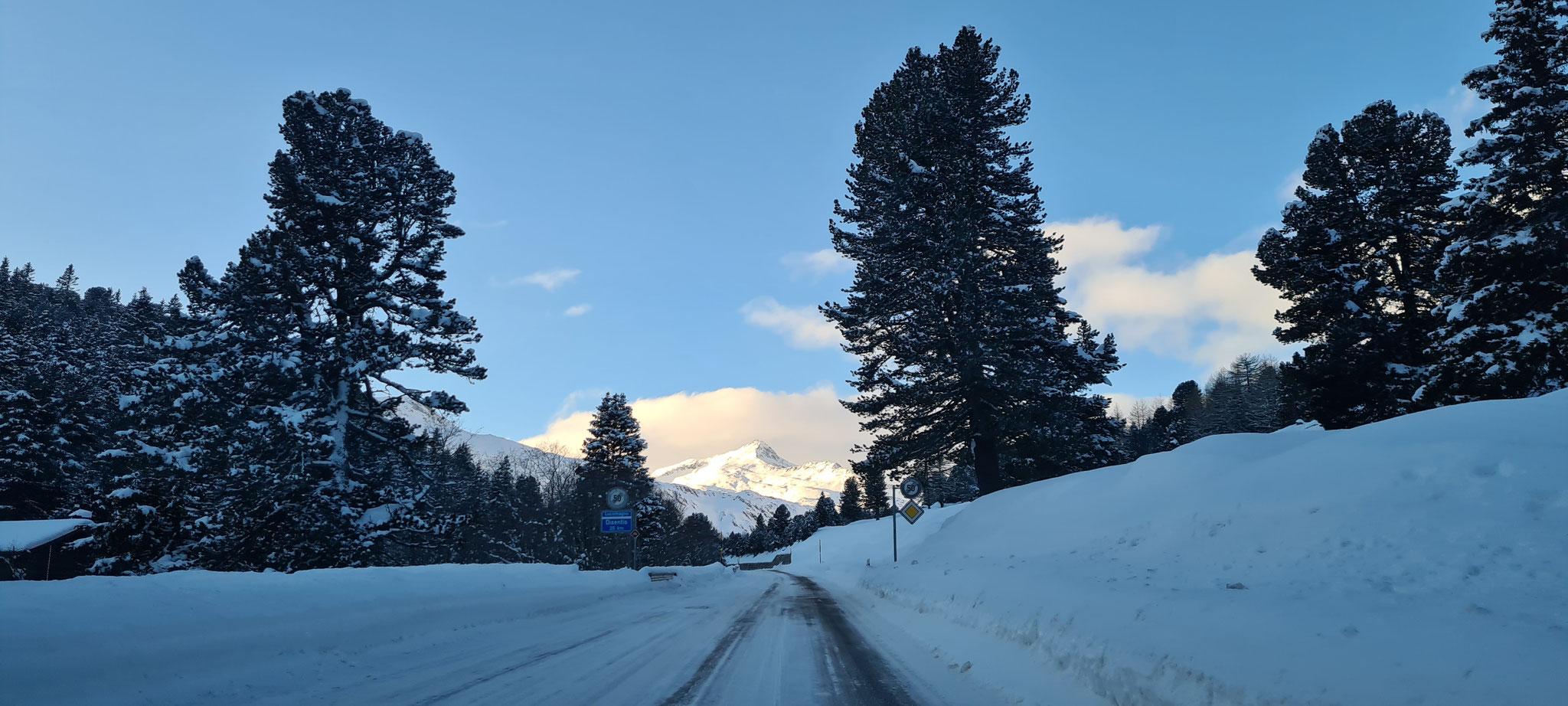 Ein paar Bilder vom Lukmanier-Pass...