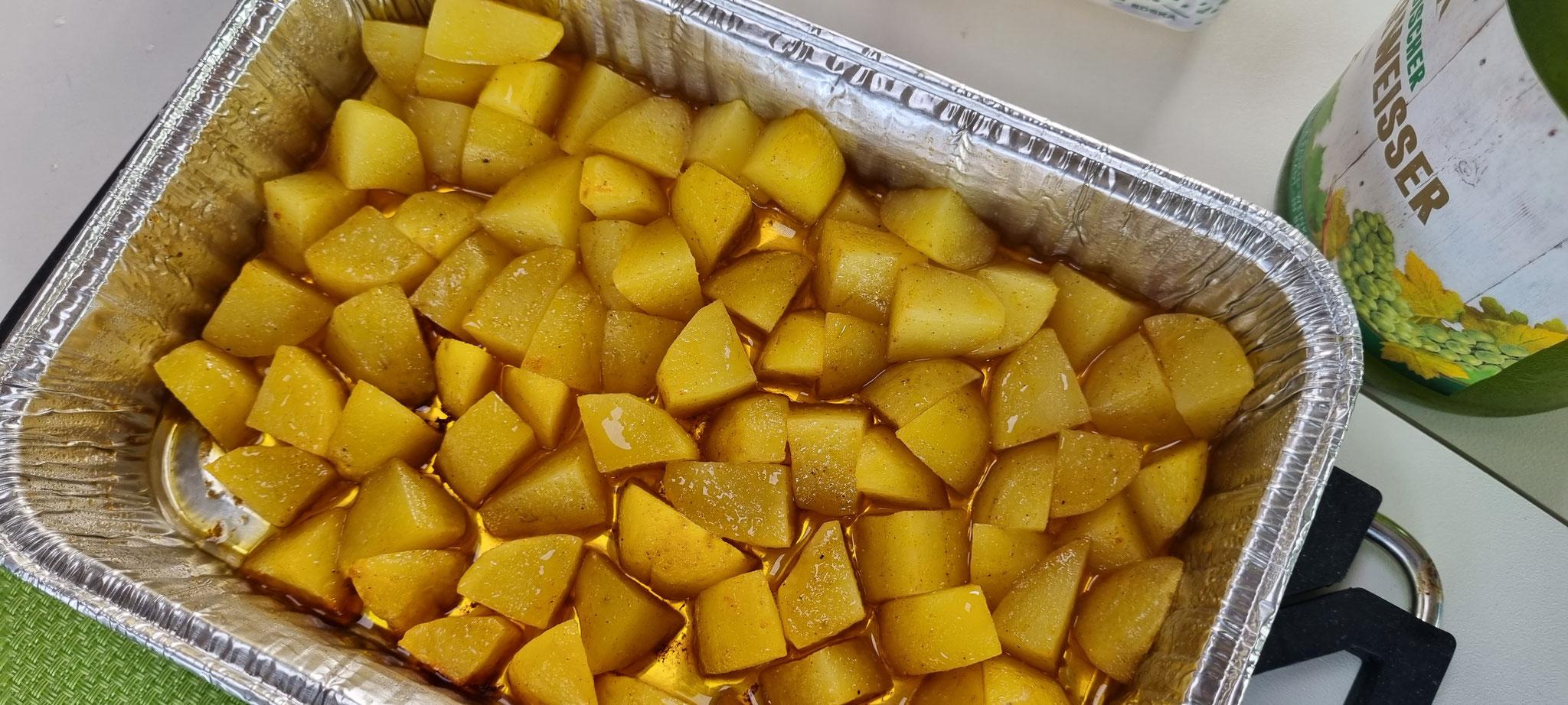 ...und Kartoffeln