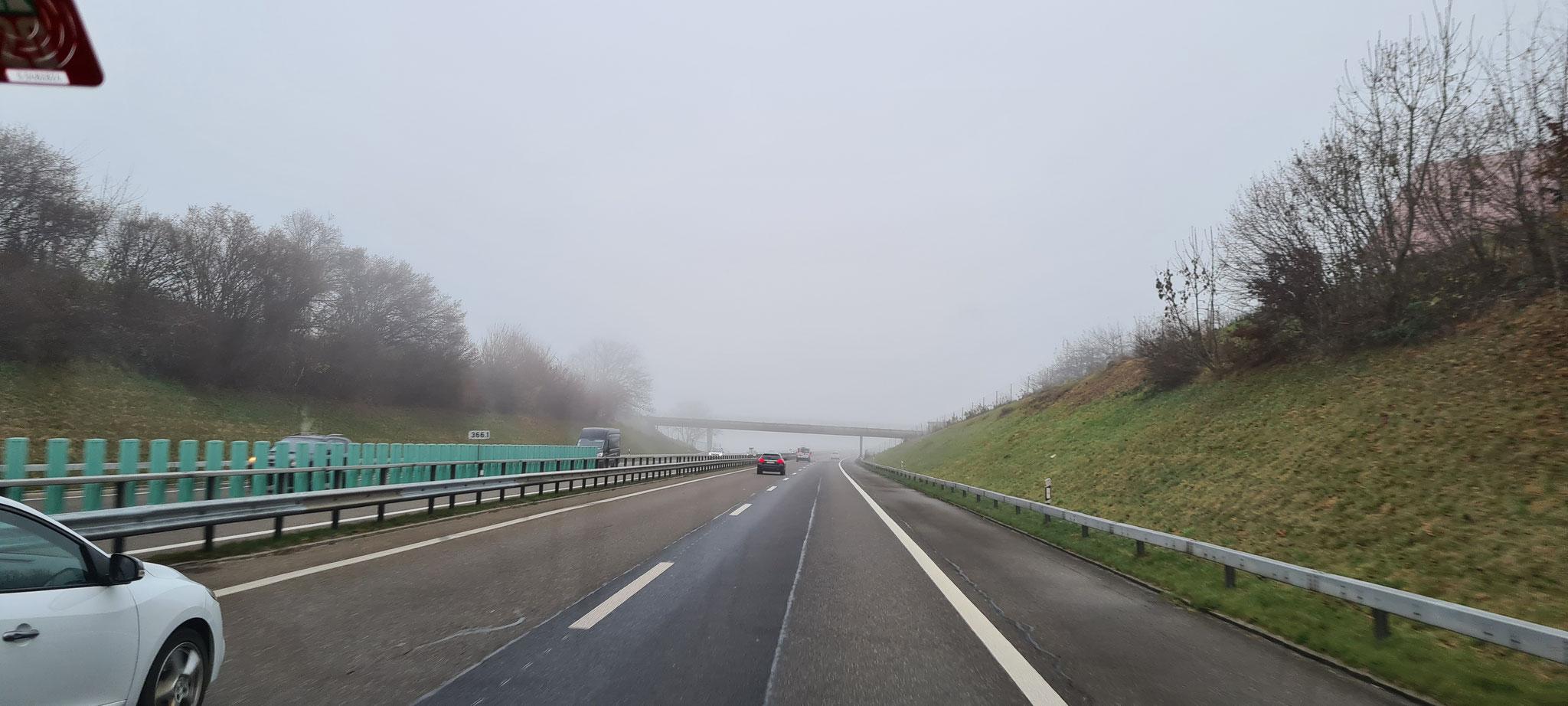 Nebel - was solls?!