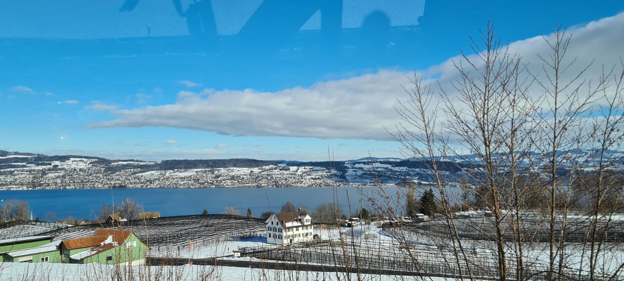 Wenn das nur ein Fjord in Norwegen wäre!