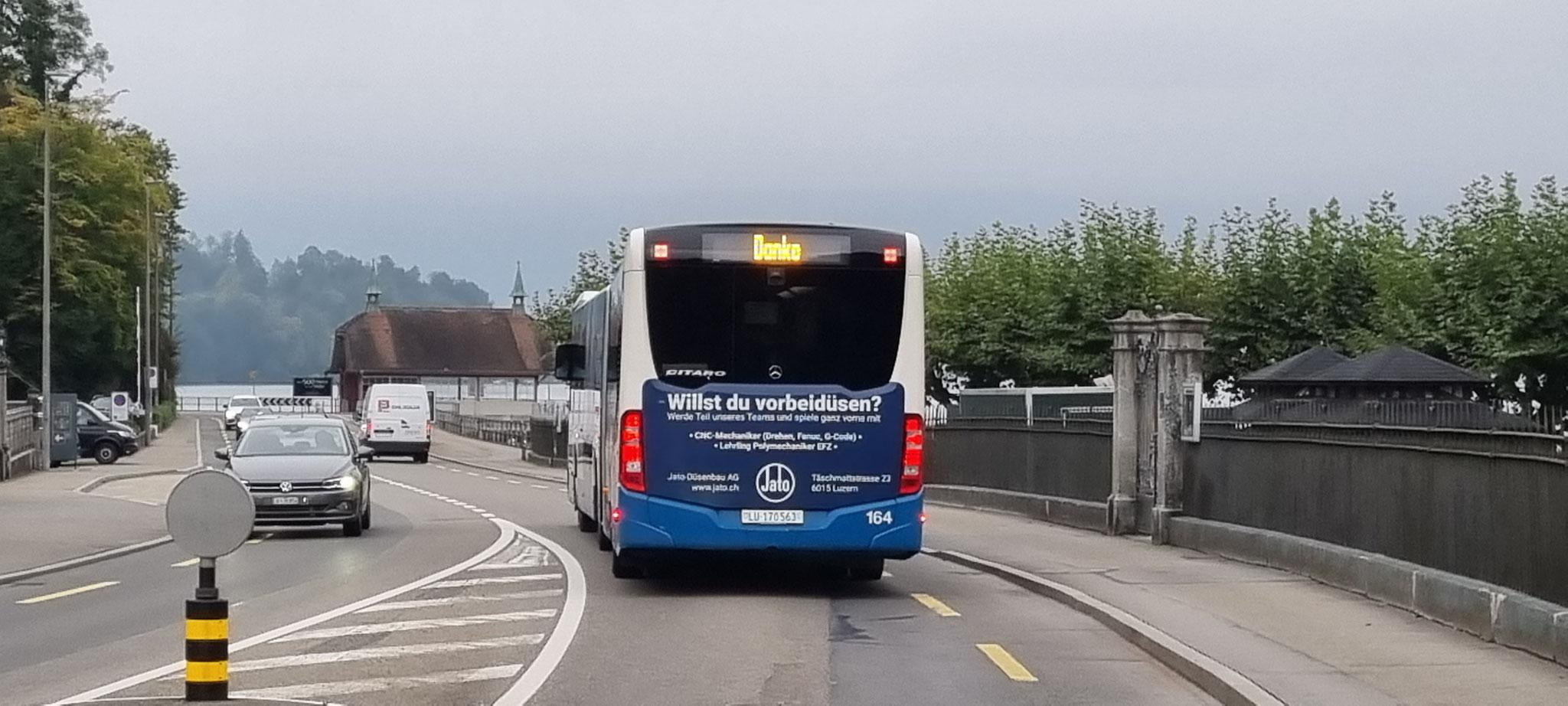 Bitte - immer gerne liebe Bus-Chauffeure :-)