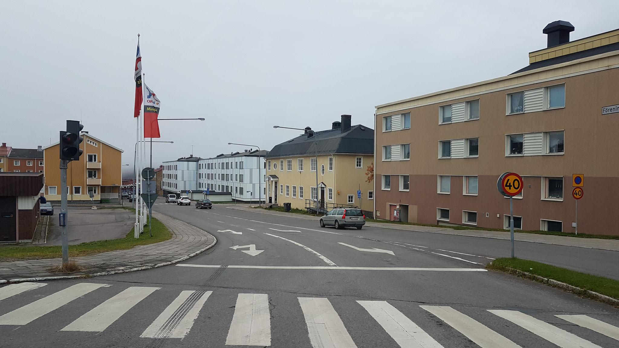 Wären wir doch besser in Norwegen geblieben? ;-)