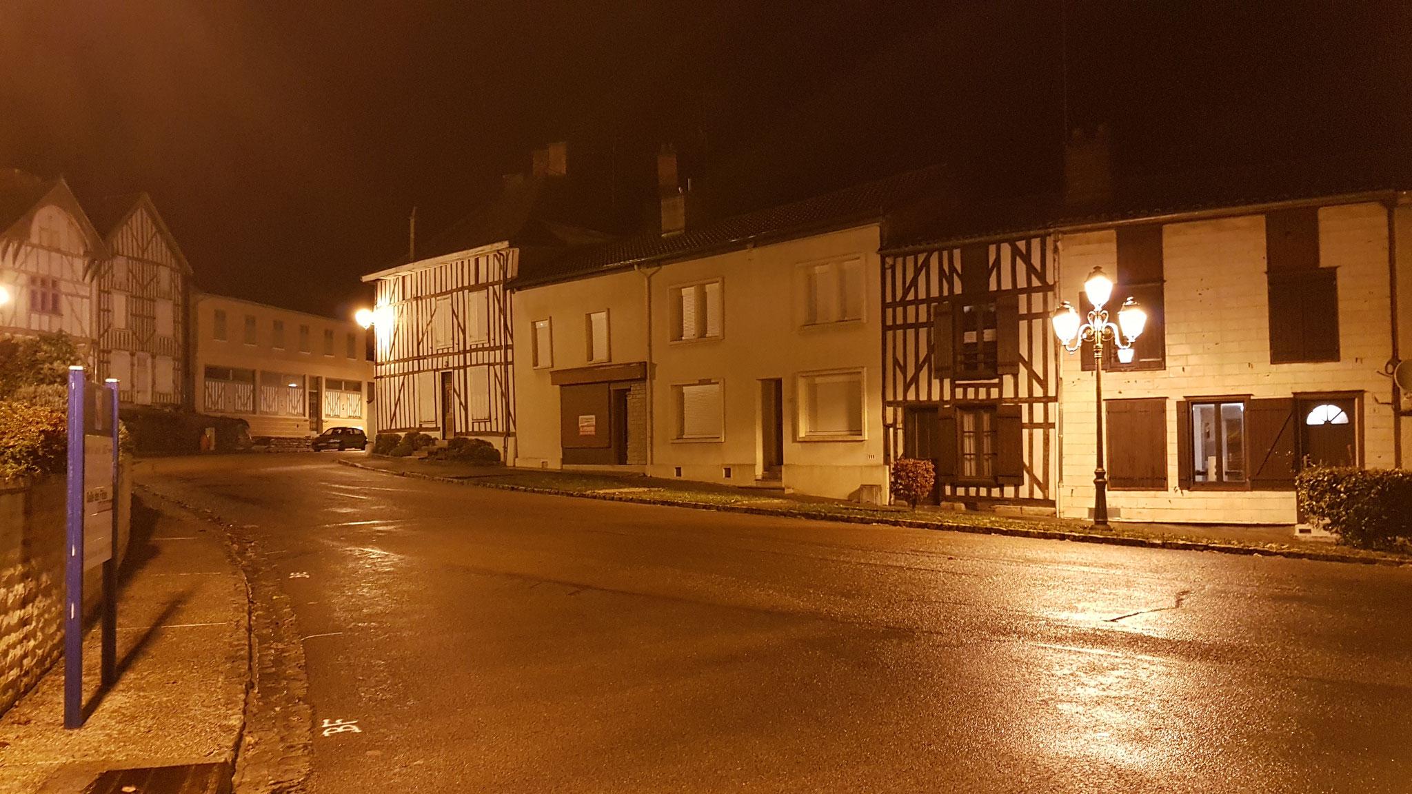 Ein Dorf zwischen Mittelalter und Wild West