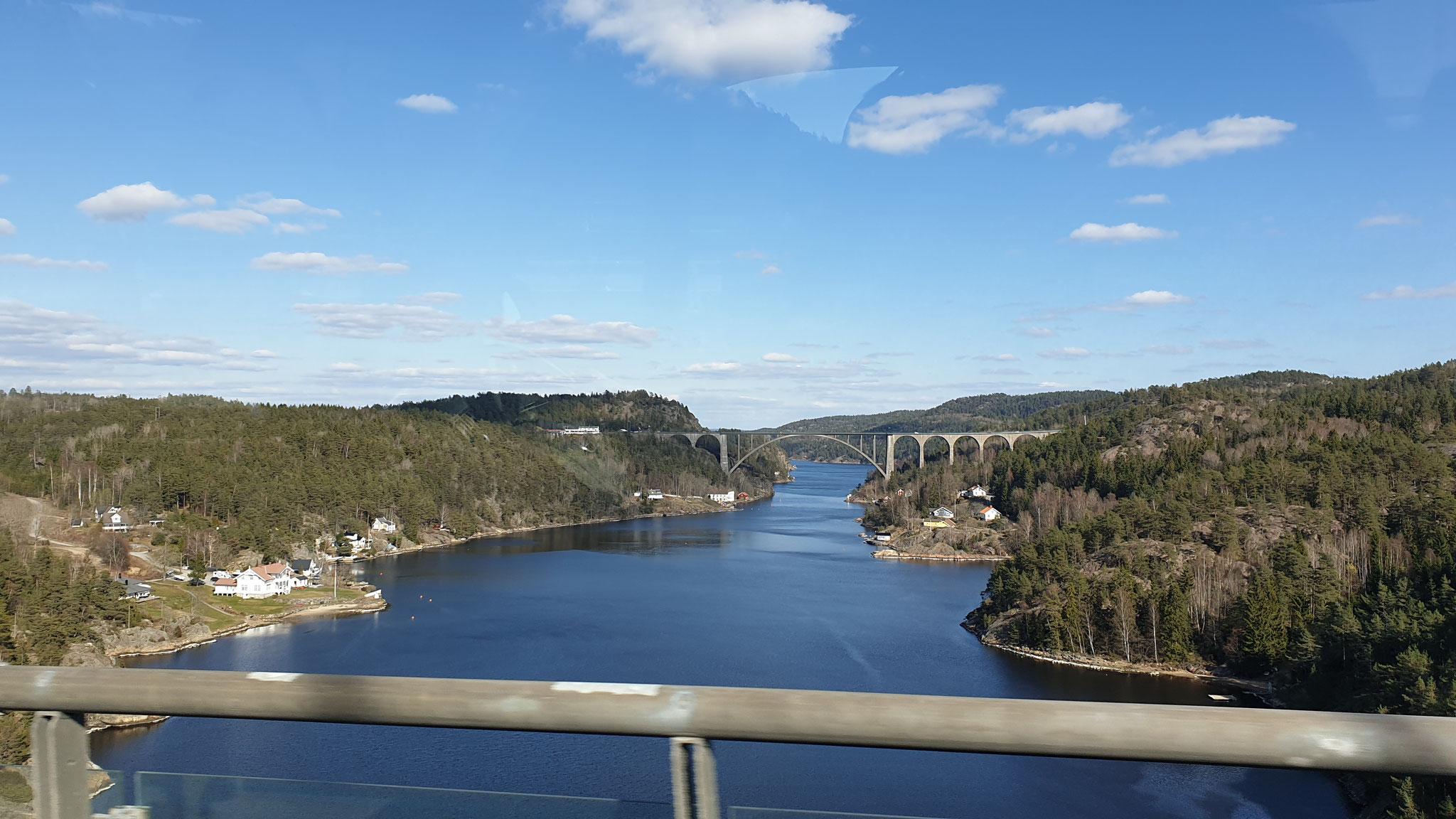 Ab nach Norwegen