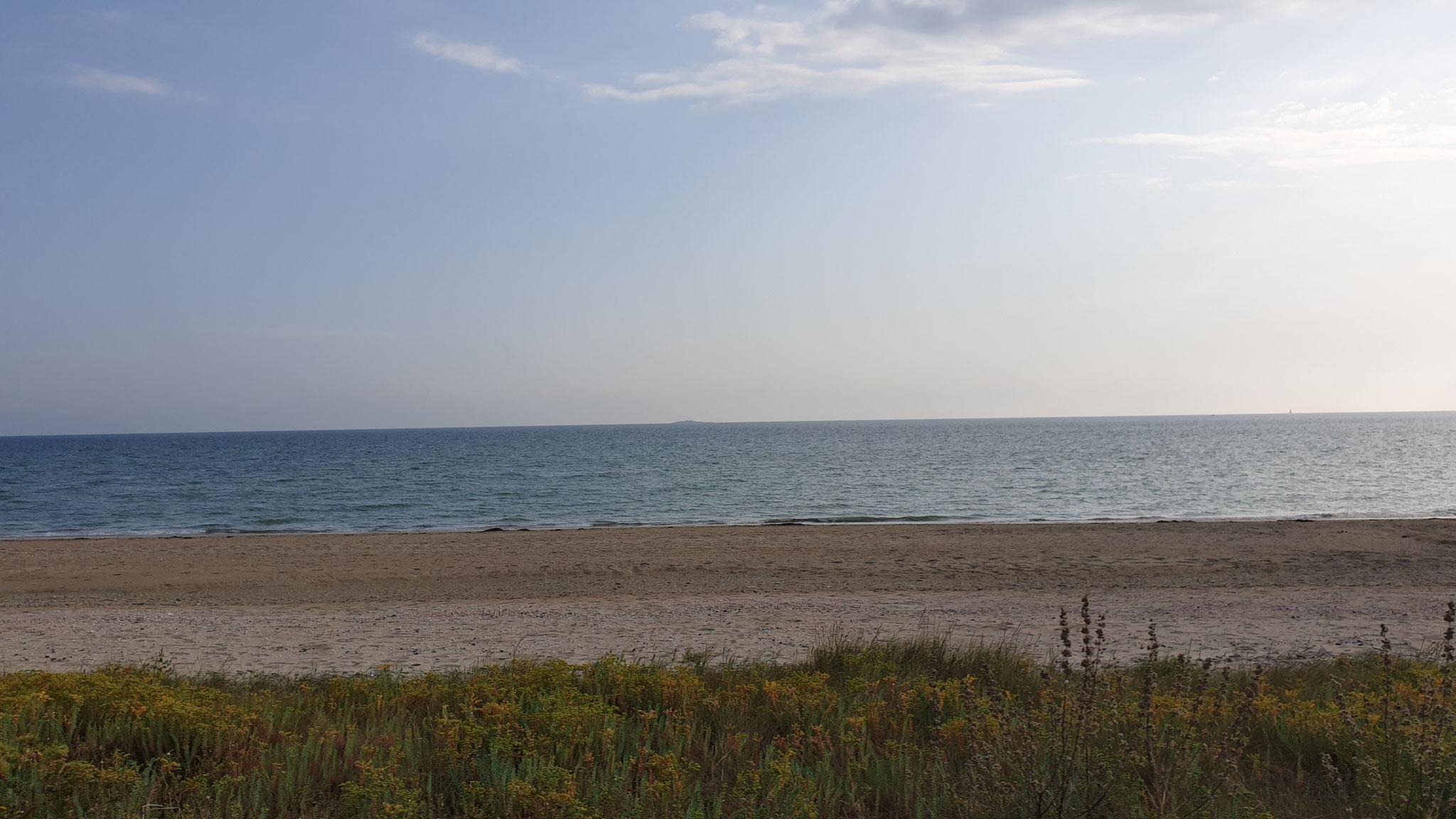 Am Morgen ist das Meer am Schönsten