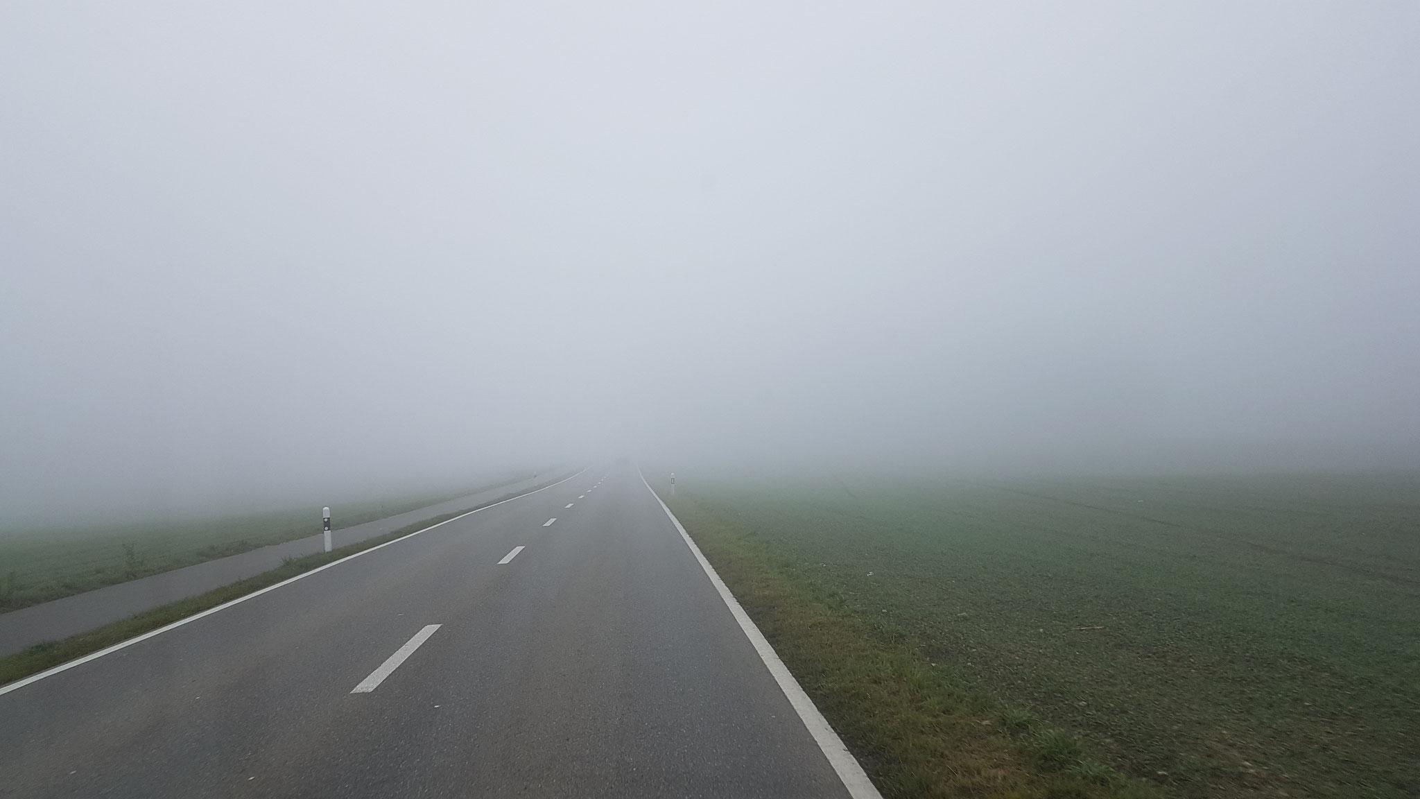 Kaum in der Schweiz gibt es nichts mehr zu sehen