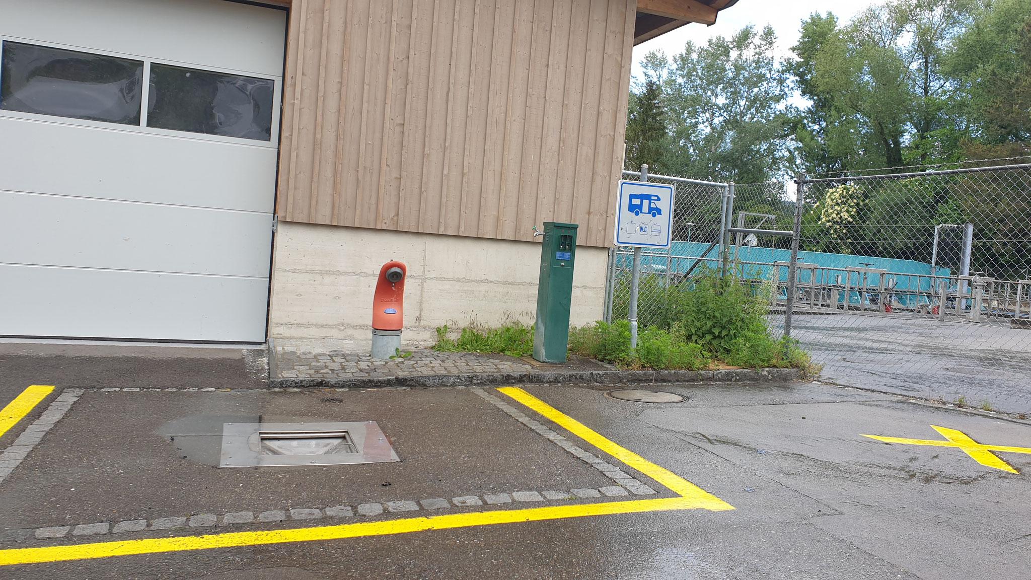 Sanistation in Steckborn entdeckt!