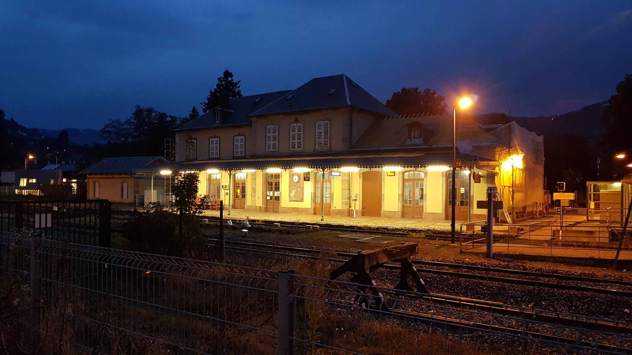 Bahnhof Munster