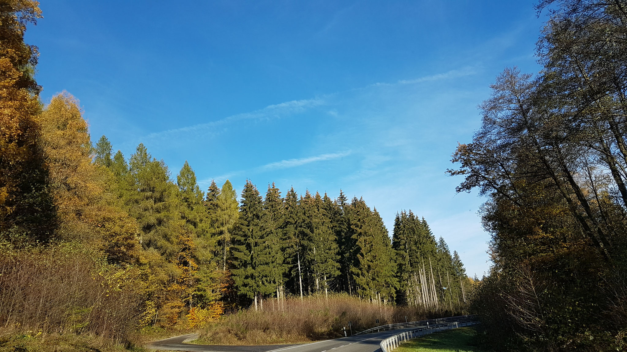 Der Herbst am Hunsrück