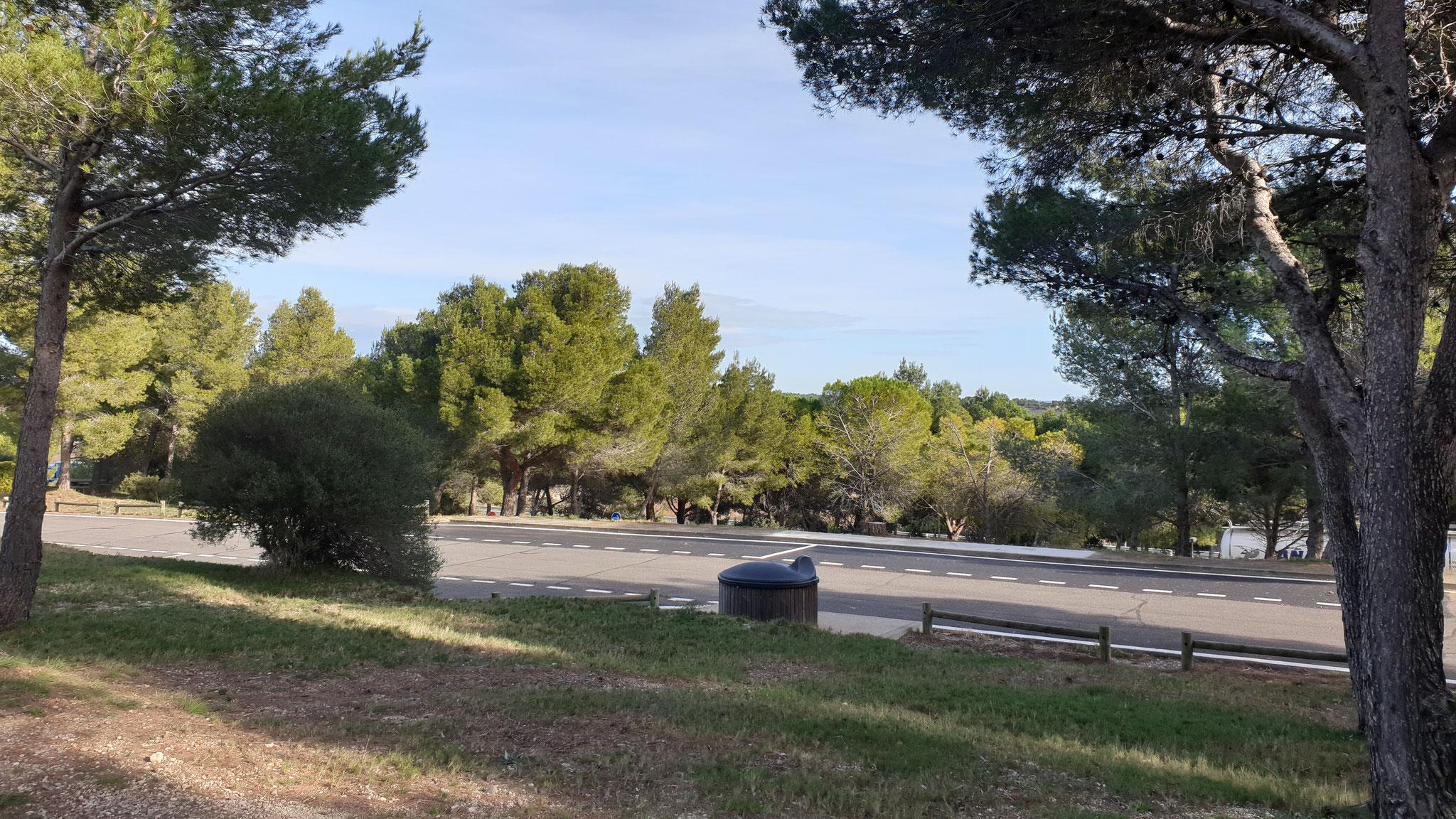 im Süden von Frankreich...