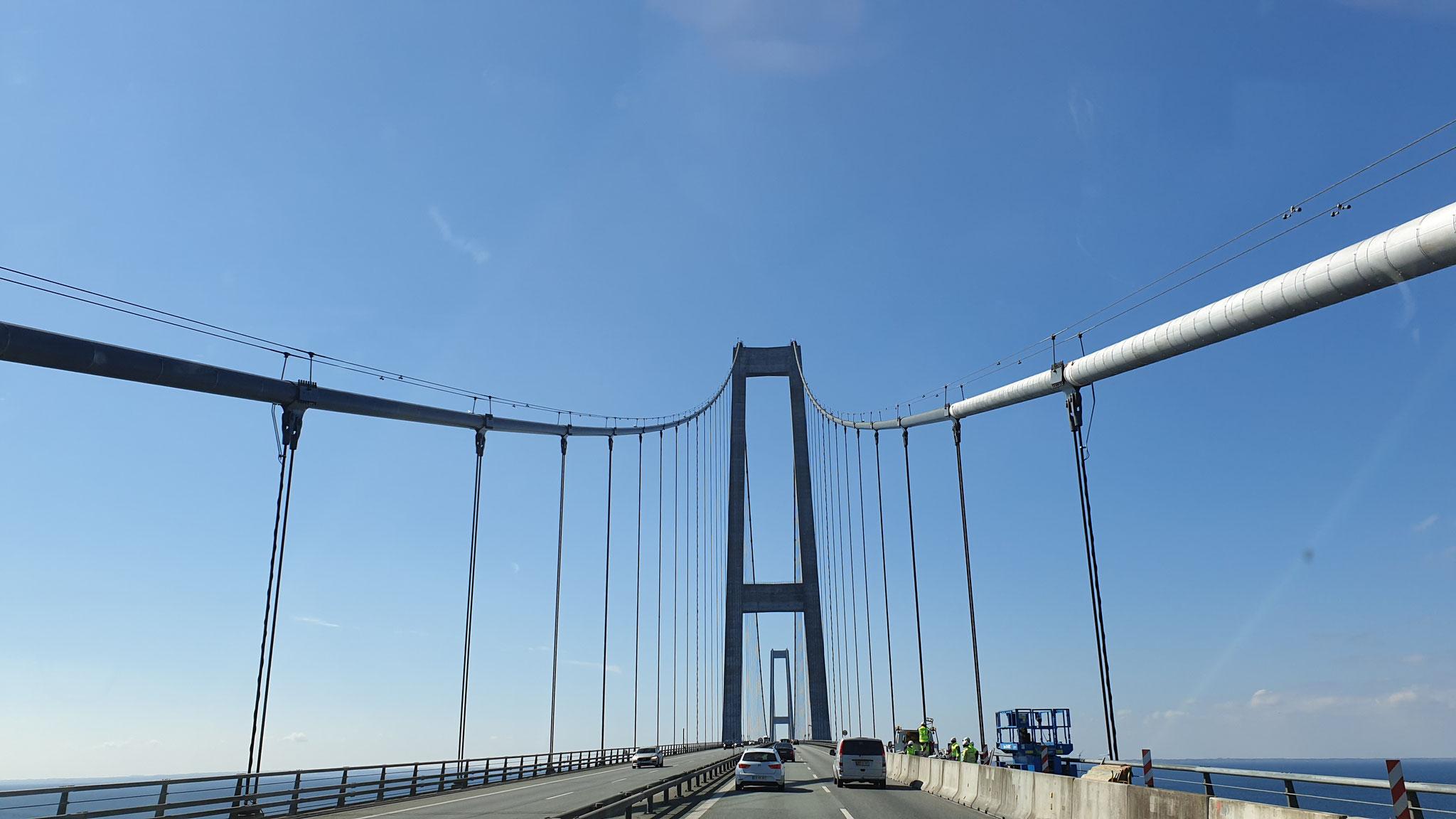 Die zweite grosse Brücke in Dänemark