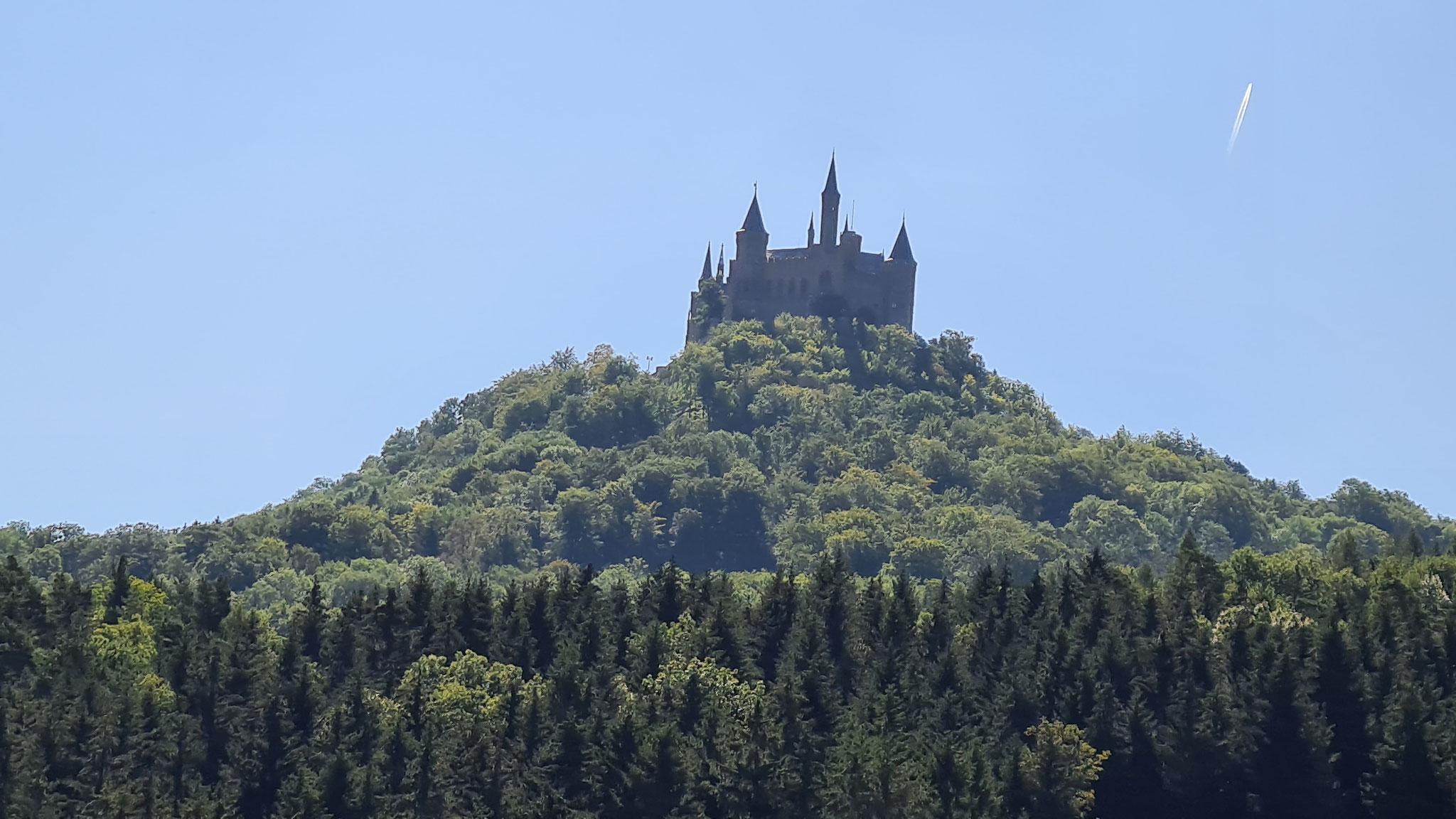 Eine Burg...