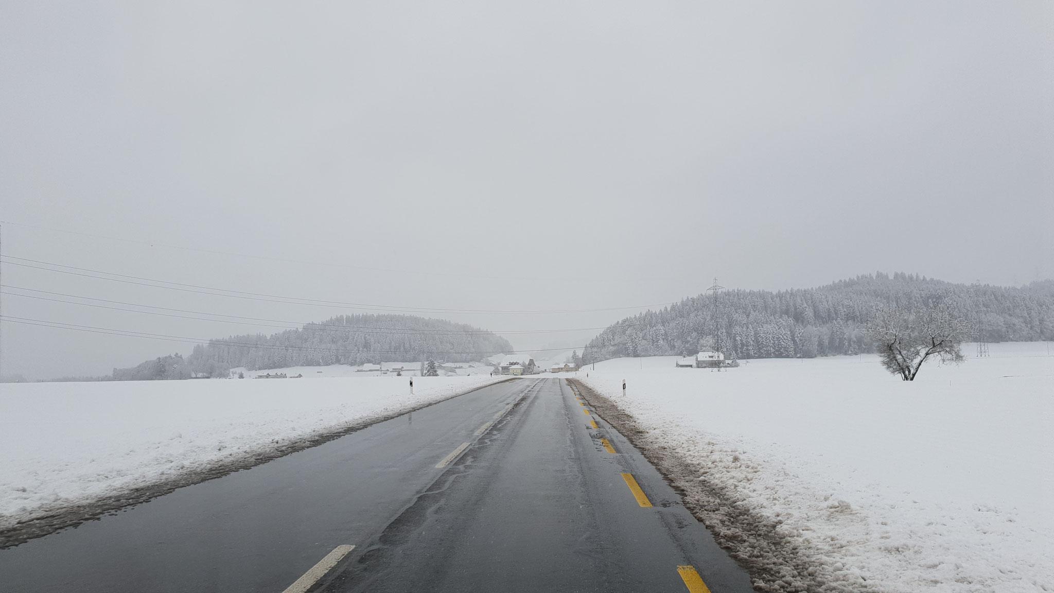 ...noch mehr Schnee