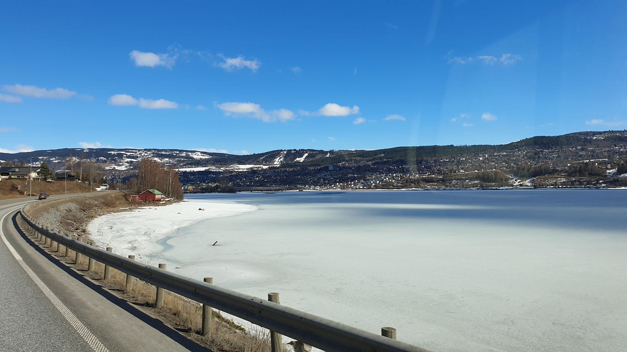 Lillehammer ... auch Norwegens Landesinnere...