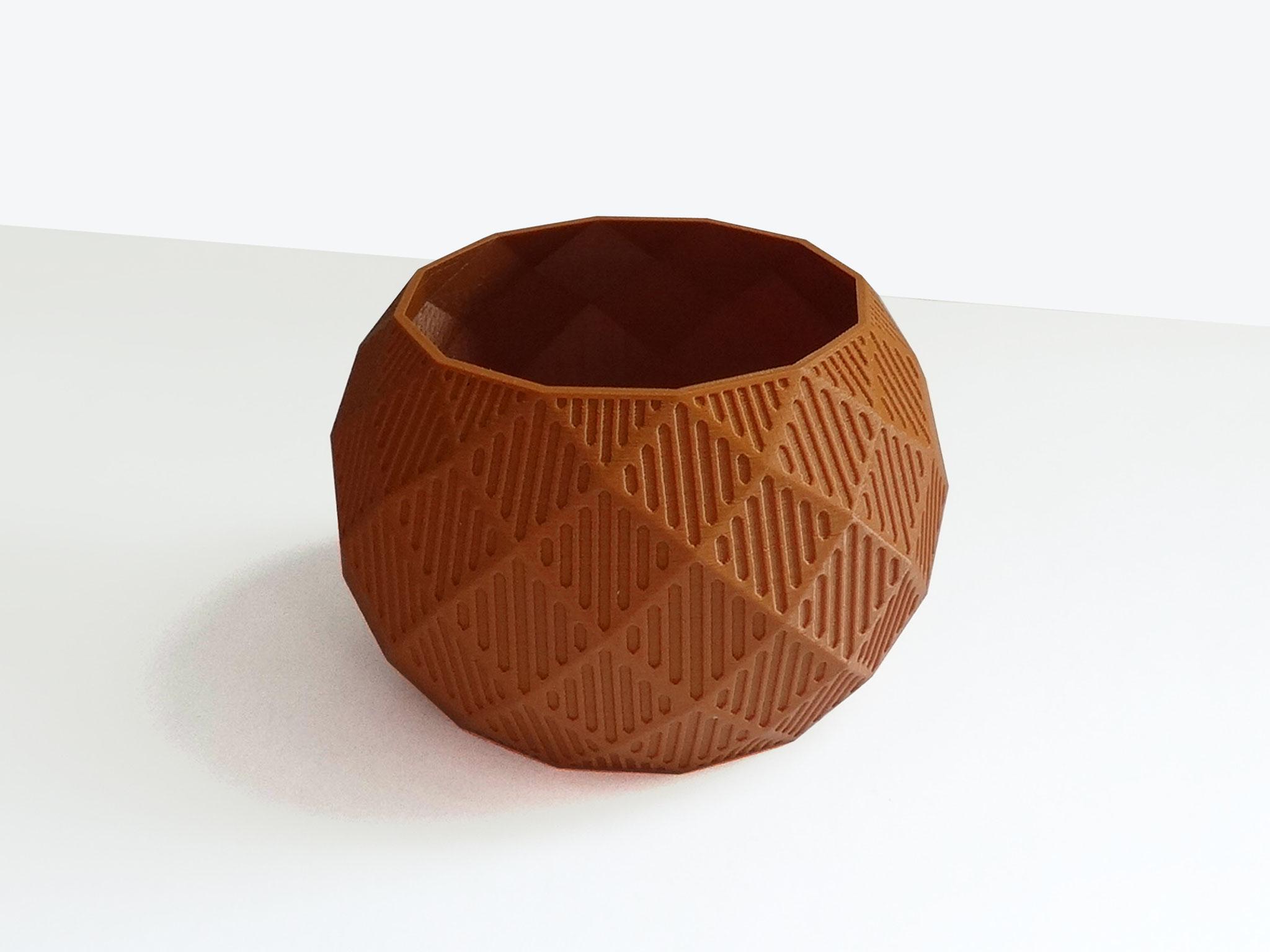 Pot Losical V.1 print 3D