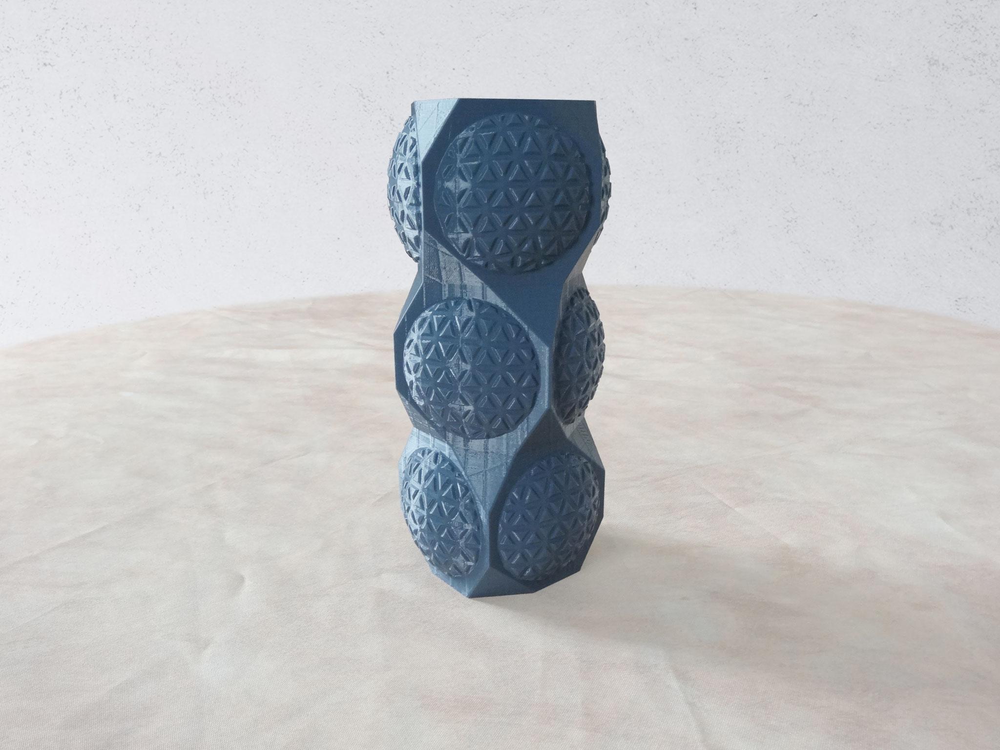 Vase Sphéricar print 3D