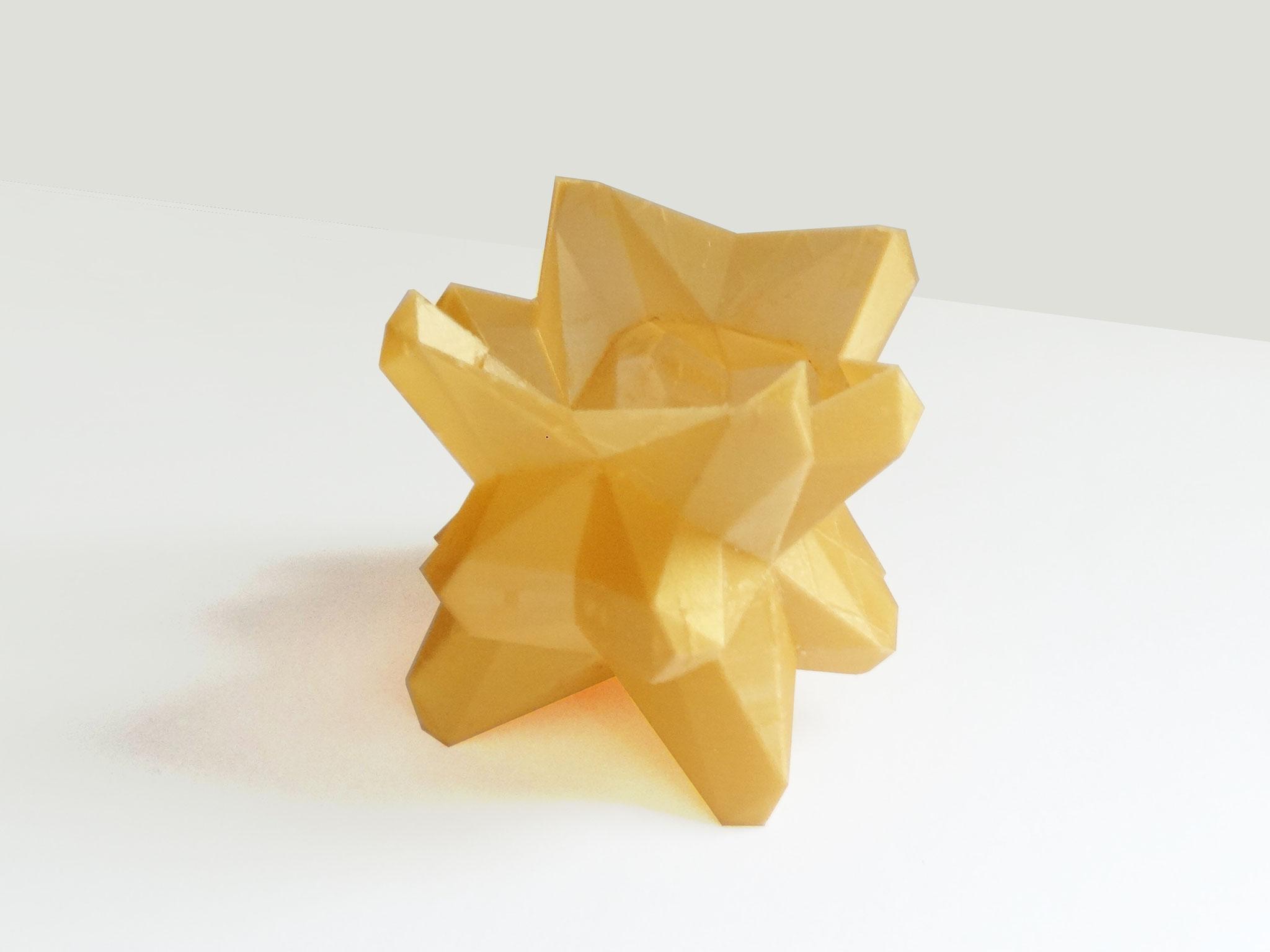 Vase Hédrix print 3D