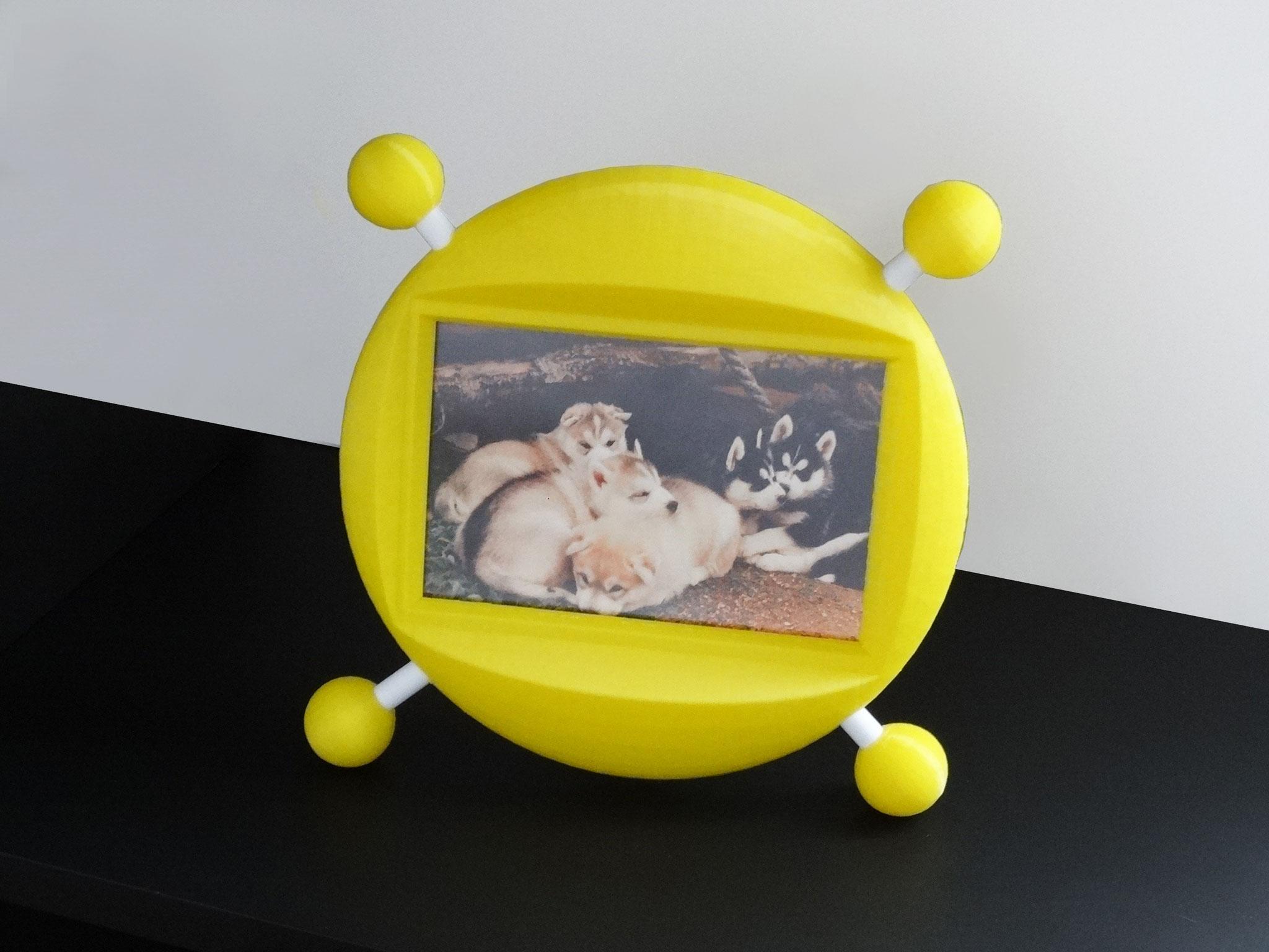 Cadre photo ou cadre miroir  Look At Me print 3D