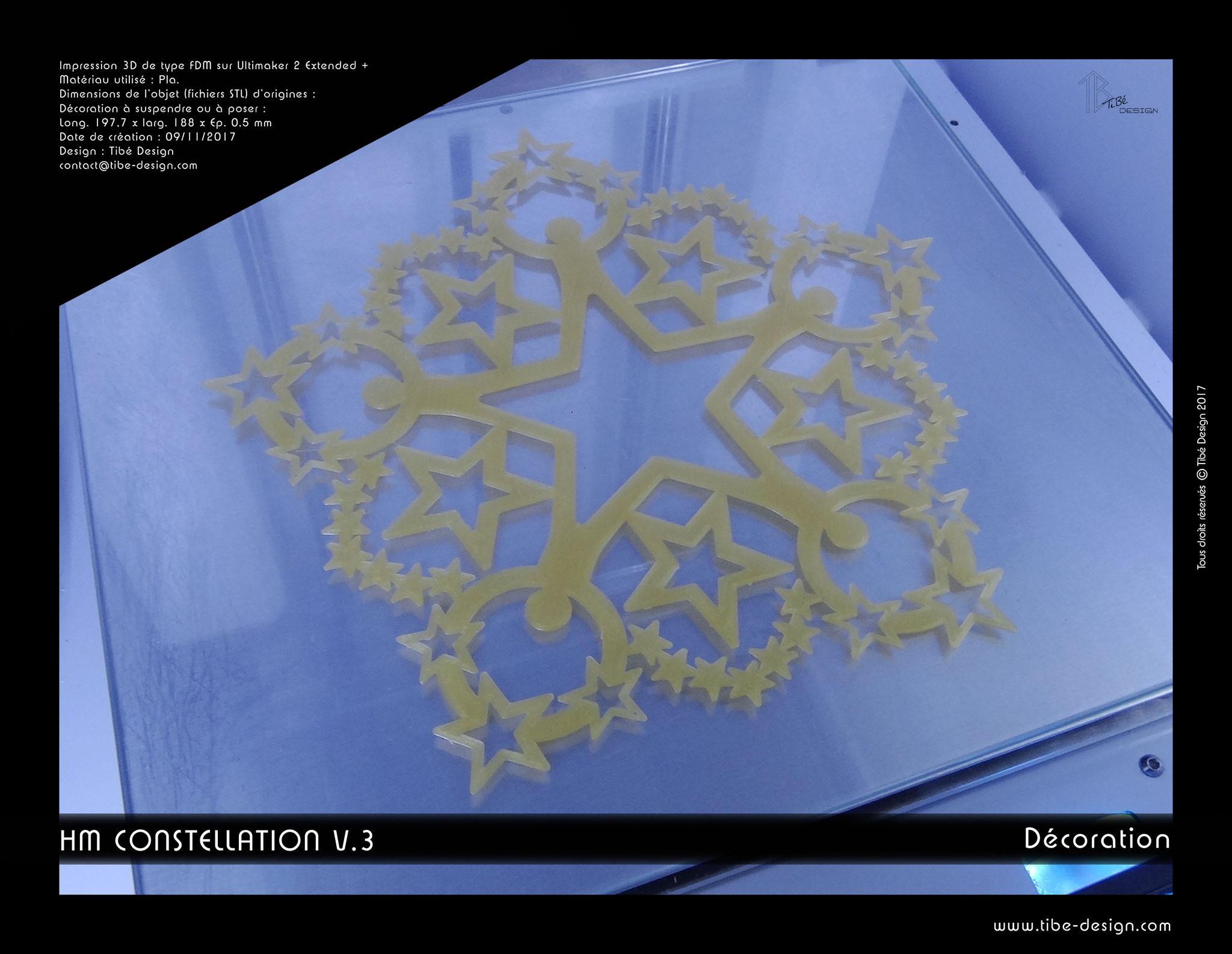 Déco HM Constellation V.3