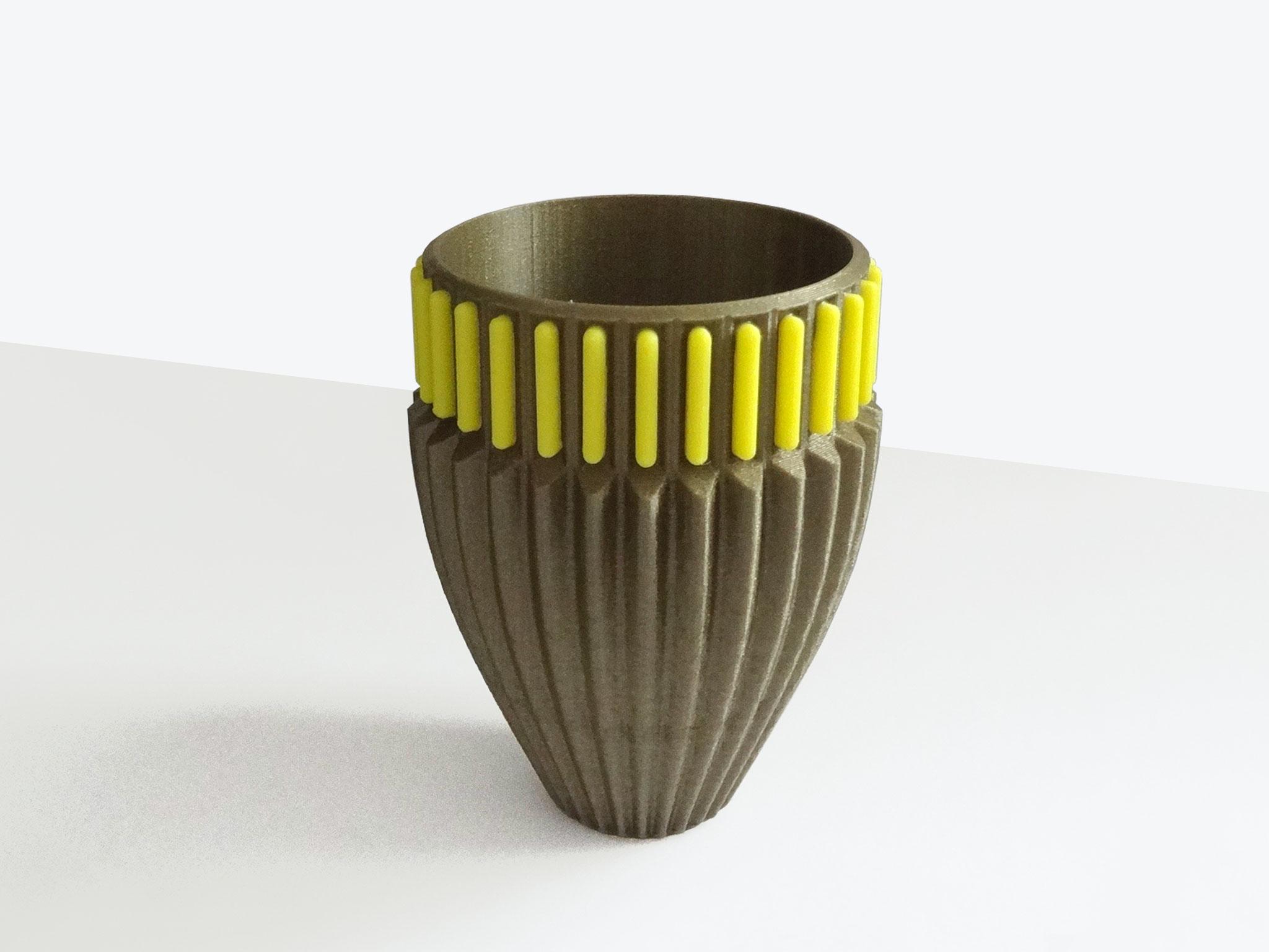 Vase Topale V.1 print 3D